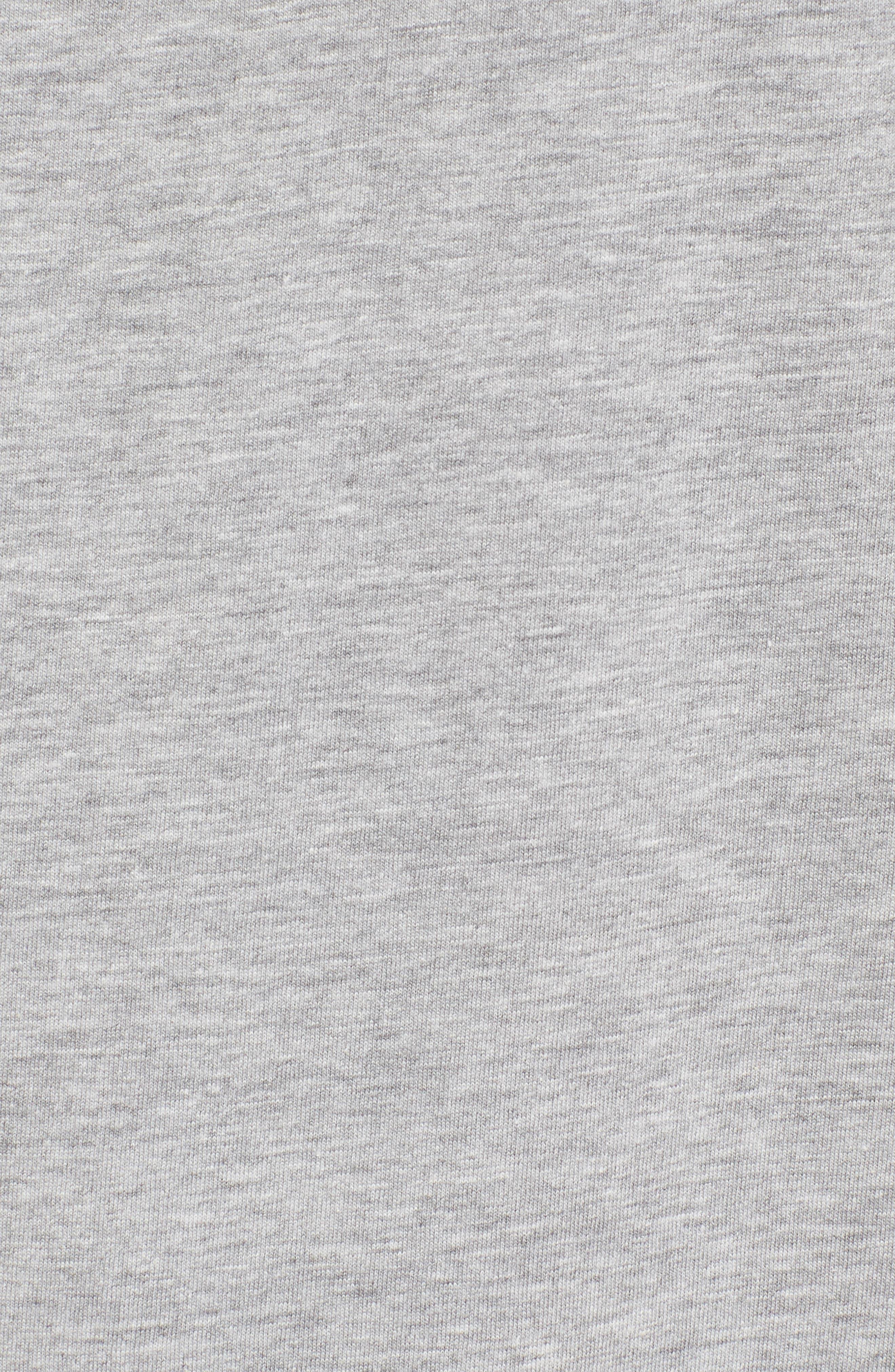 Raglan Short Sleeve T-Shirt,                             Alternate thumbnail 5, color,                             052