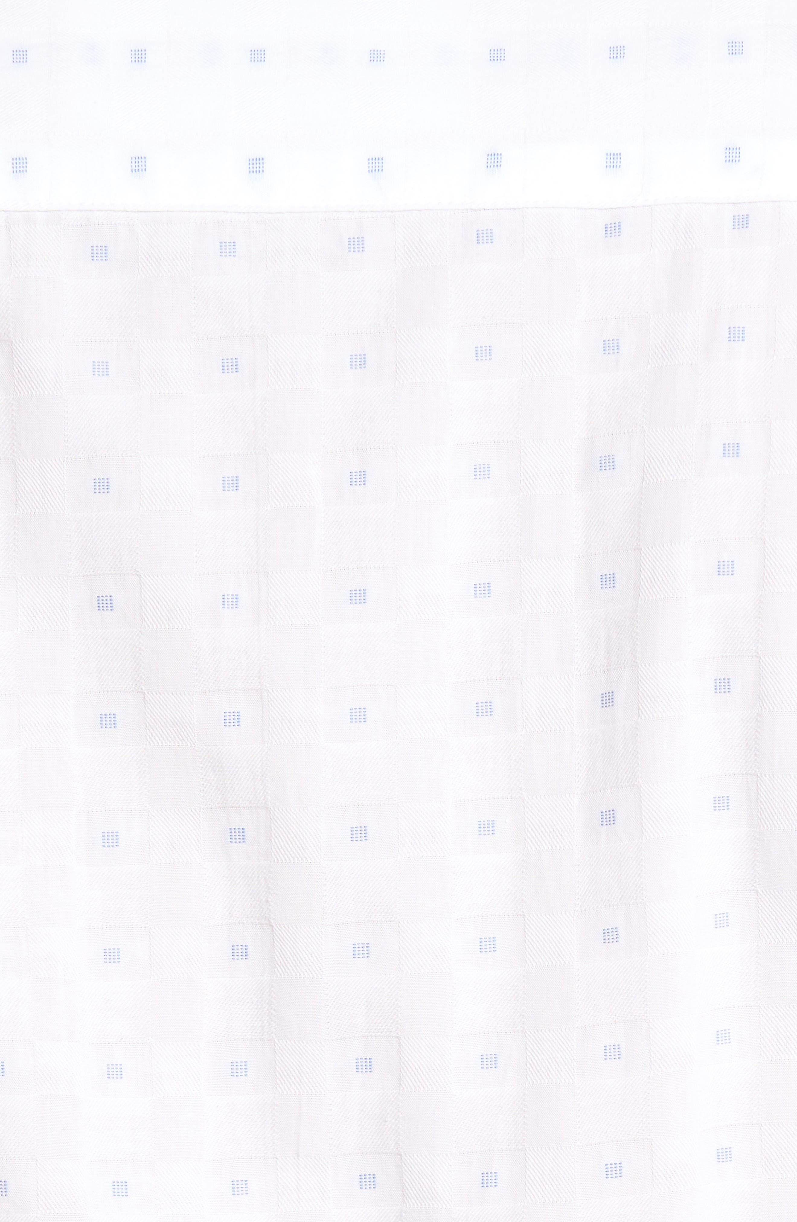 Classic Fit Fil Coupé Sport Shirt,                             Alternate thumbnail 5, color,