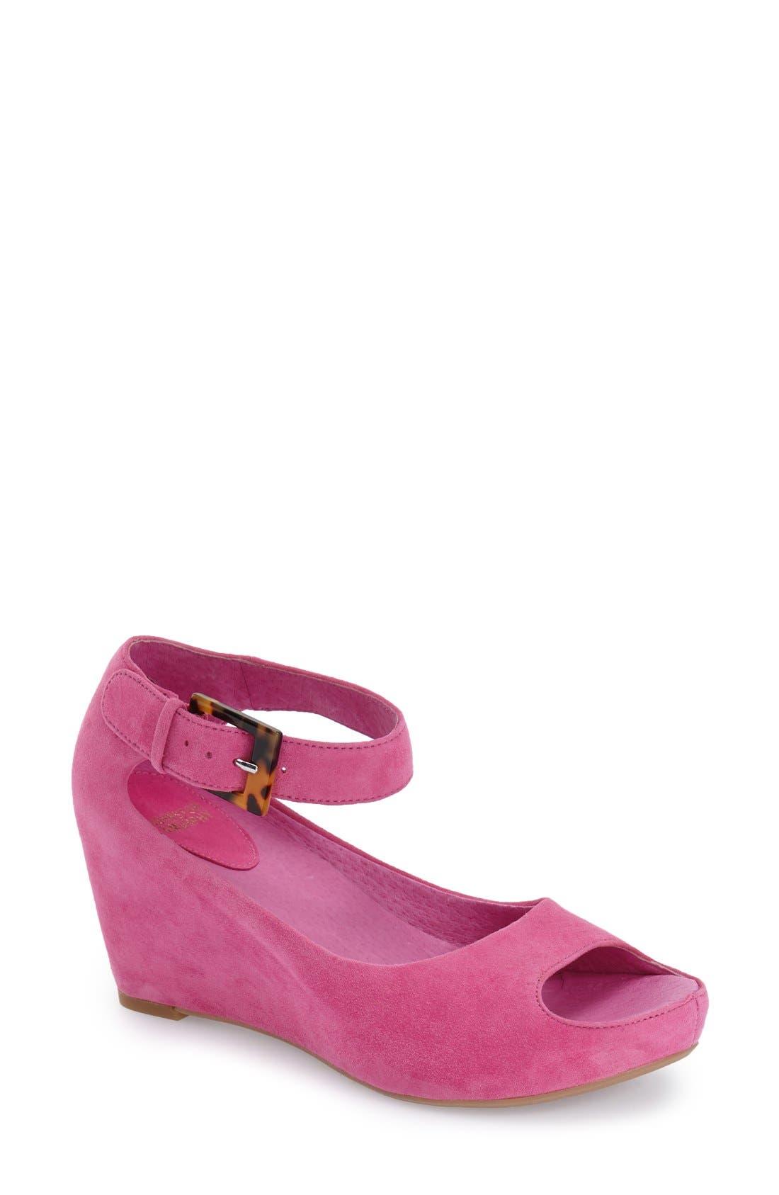 'Tricia' Ankle Strap Sandal,                             Main thumbnail 10, color,