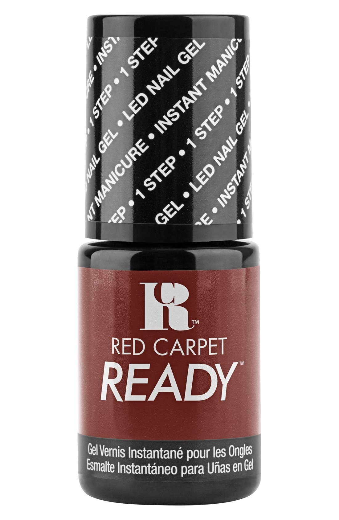'Red Carpet Ready' LED Nail Gel Polish,                             Main thumbnail 17, color,