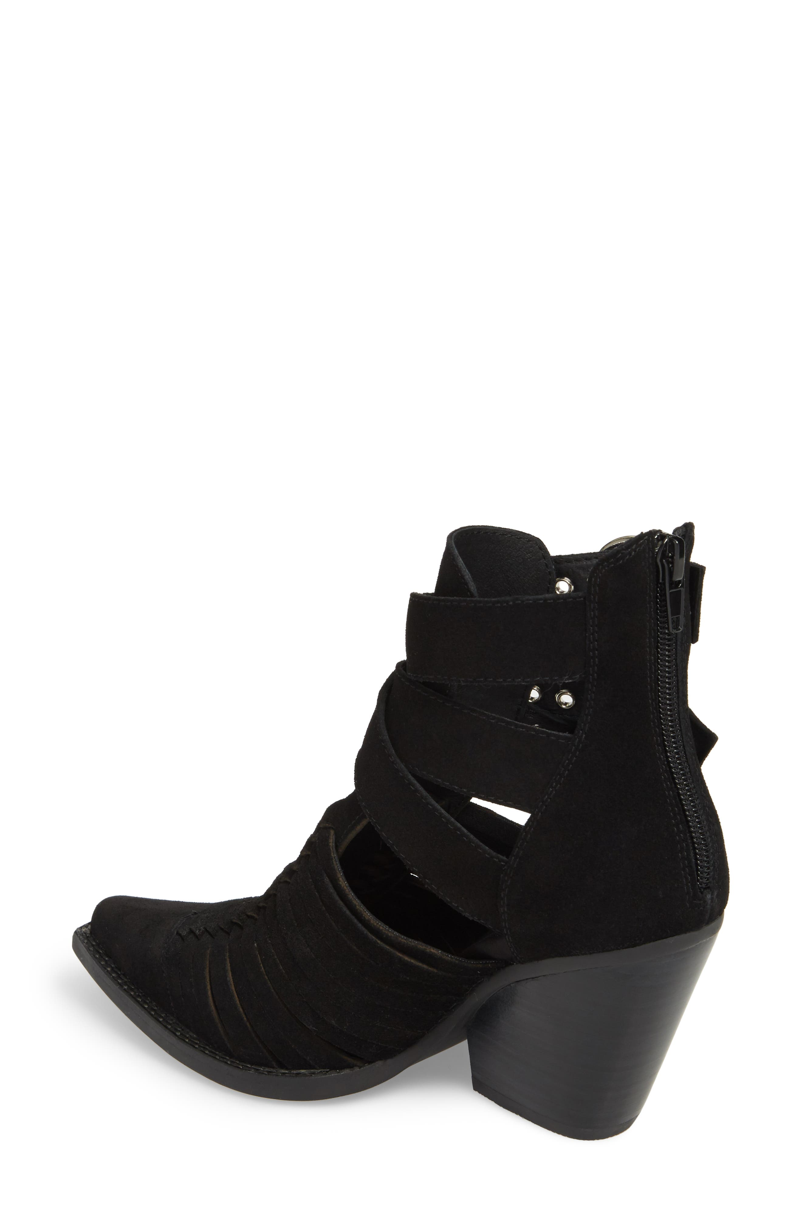 JEFFREY CAMPBELL,                             Jamison Bootie,                             Alternate thumbnail 2, color,                             005