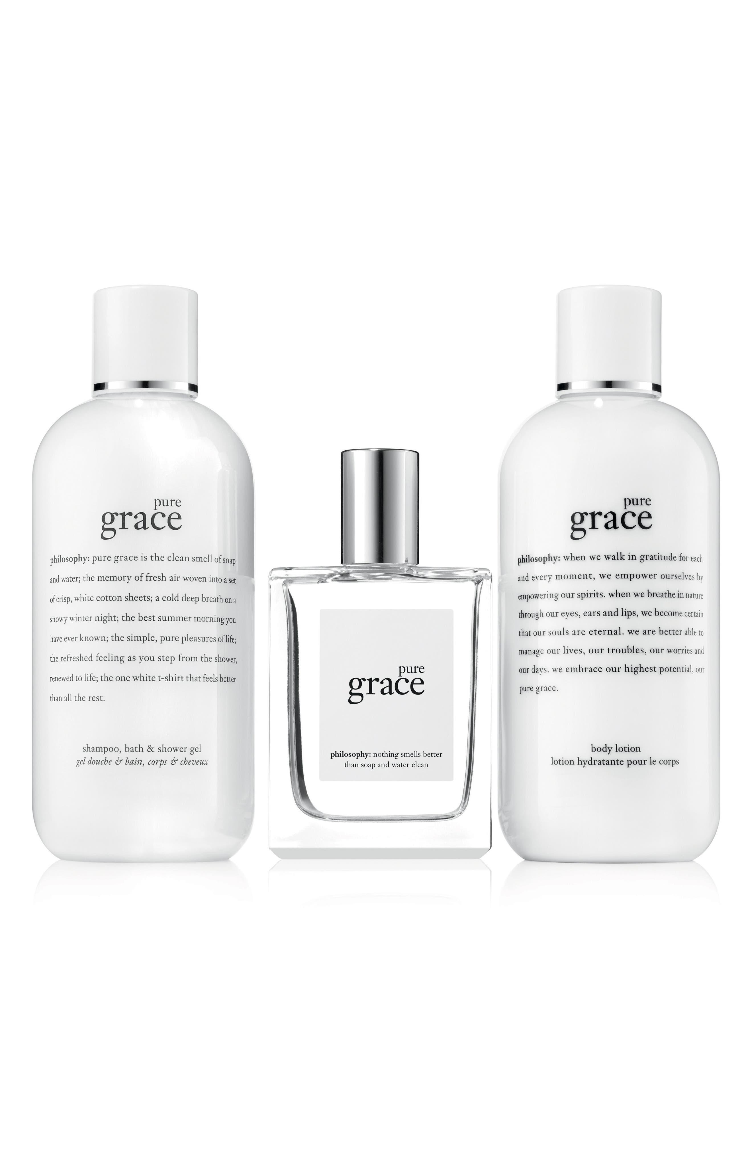 pure grace set,                         Main,                         color, NO COLOR