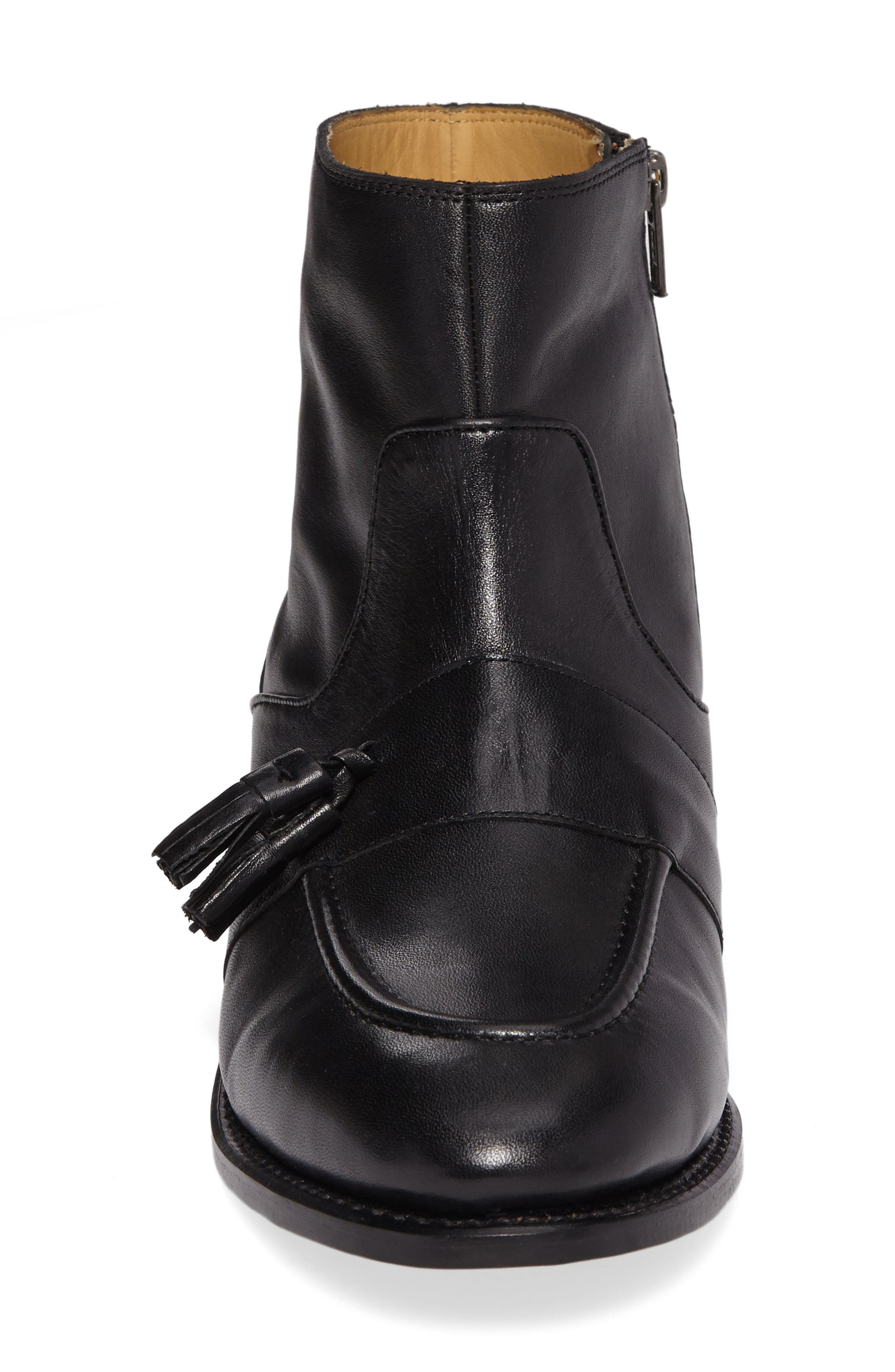 MICHAEL BASTIAN,                             Sidney Zip Boot,                             Alternate thumbnail 4, color,                             011