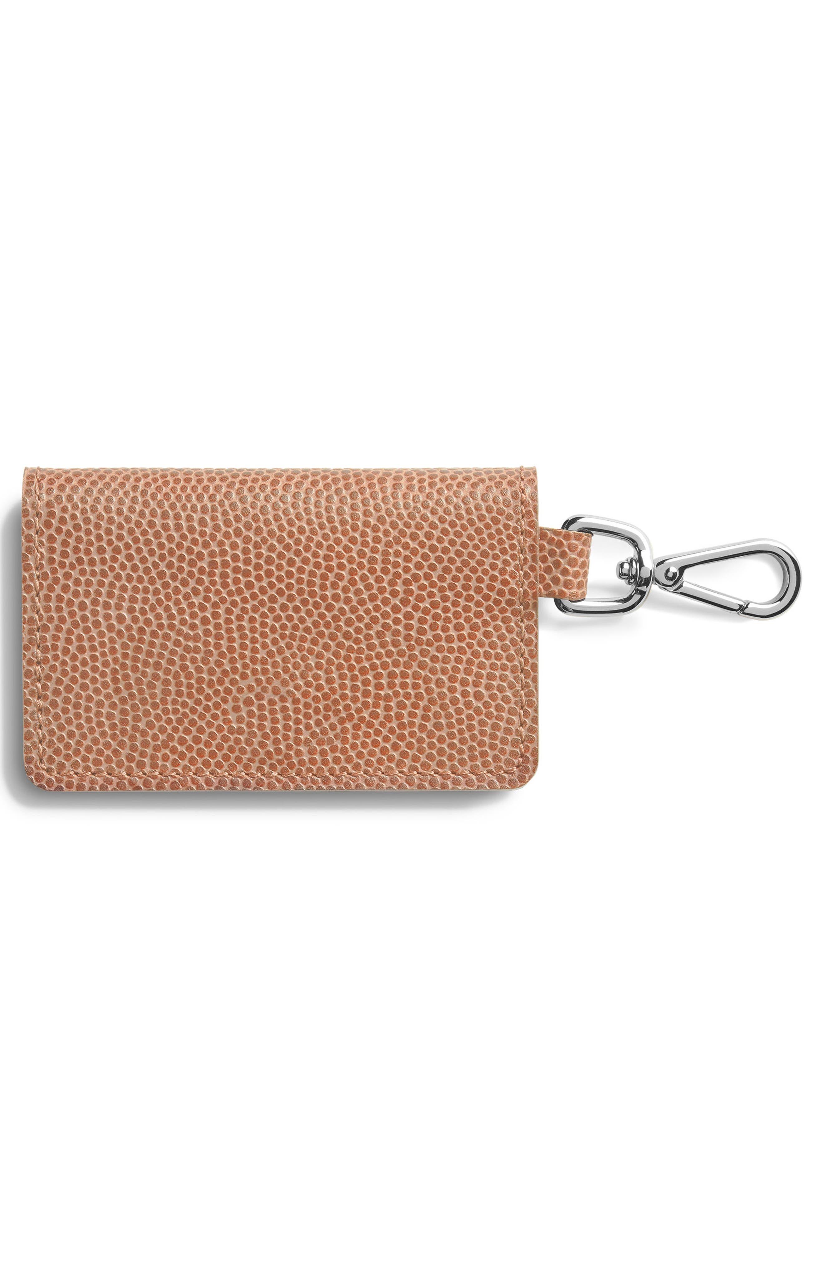 Latigo Leather Card Case,                             Alternate thumbnail 8, color,