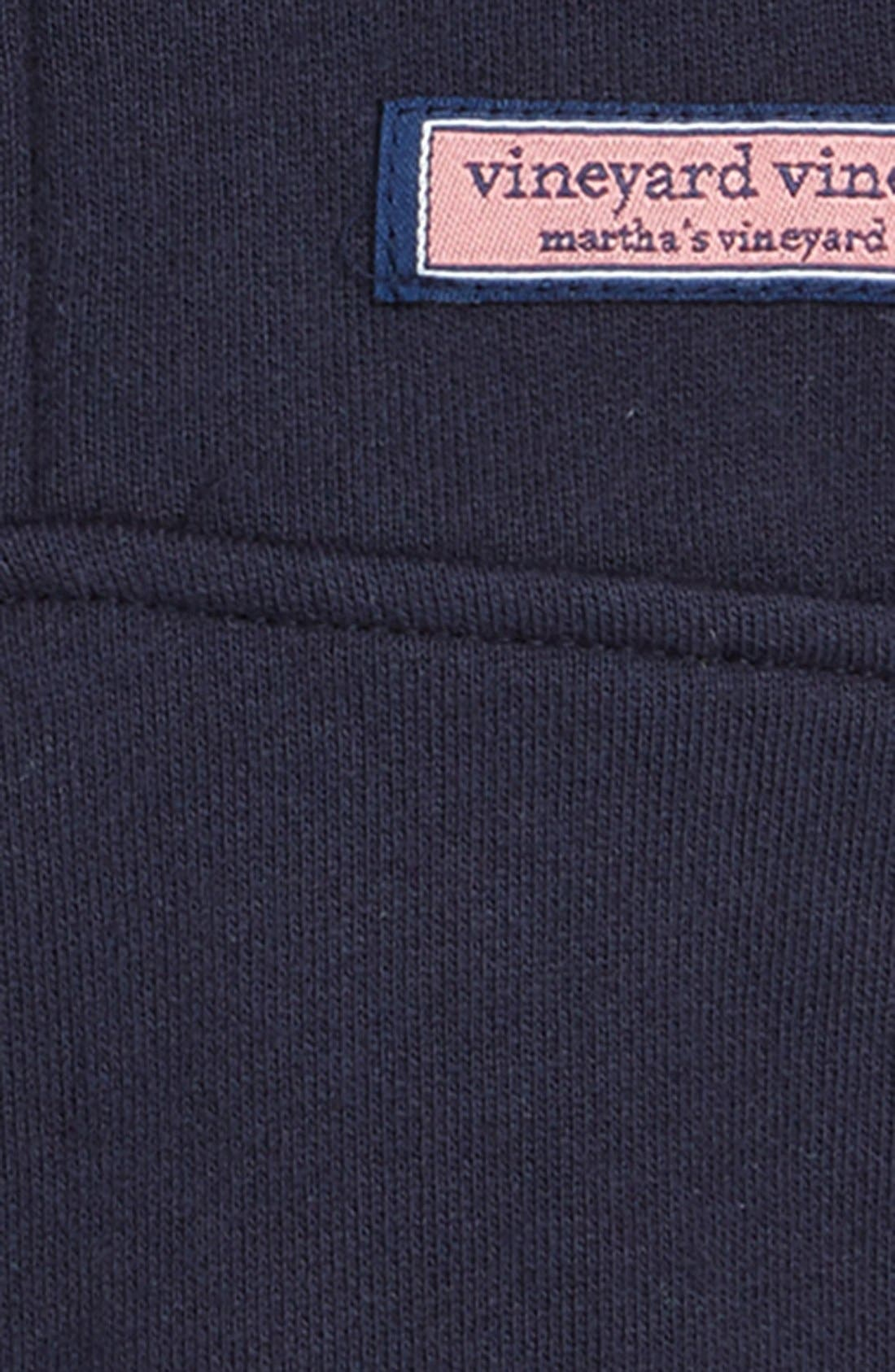 'Shep' Quarter Zip Pullover,                             Alternate thumbnail 2, color,                             410