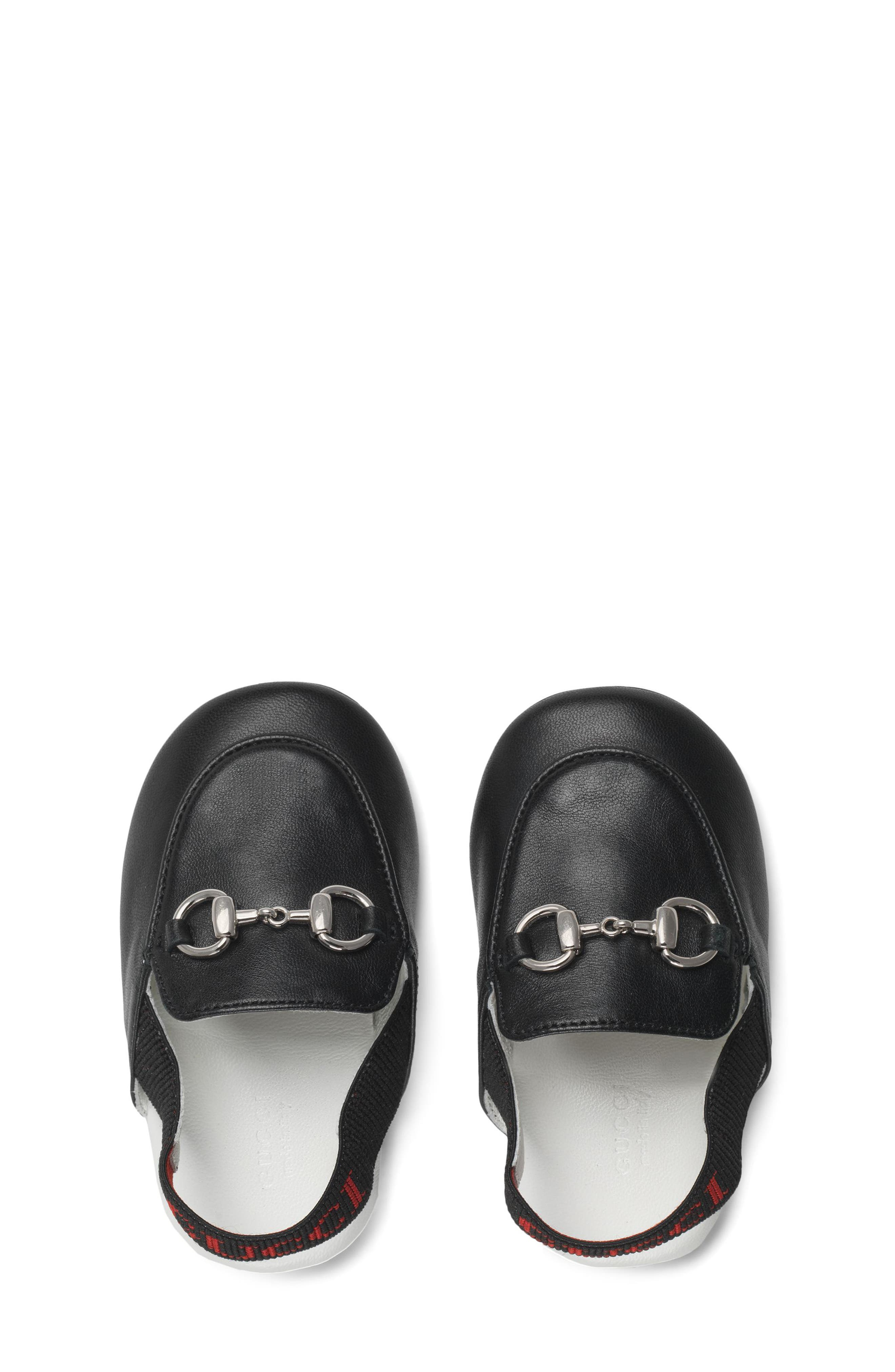 Princetown Loafer Mule,                             Alternate thumbnail 4, color,                             001