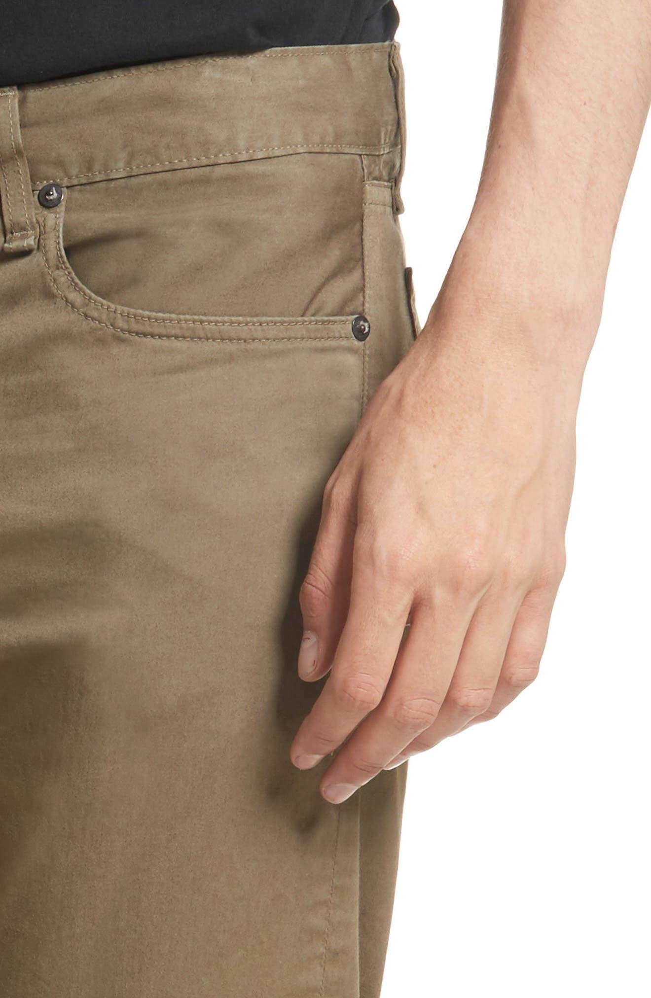 Fit 2 Five-Pocket Twill Pants,                             Alternate thumbnail 4, color,                             319