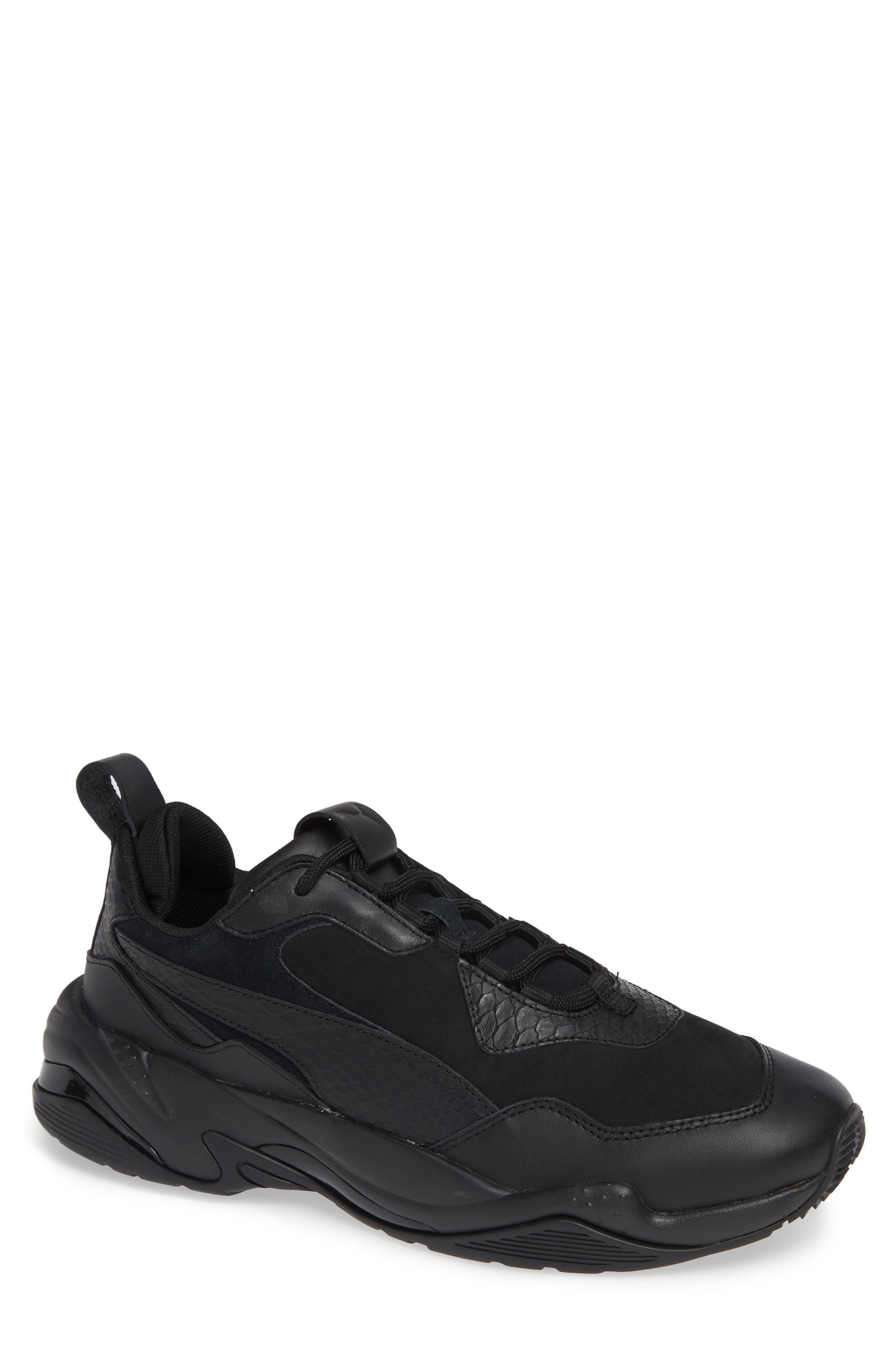 Thunder Desert Sneaker,                         Main,                         color, BLACK/ BLACK