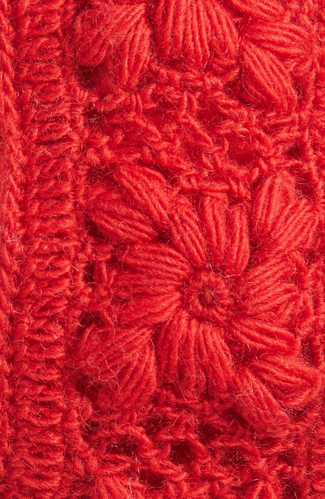 Crochet Ear Warmer Headband,                             Alternate thumbnail 21, color,