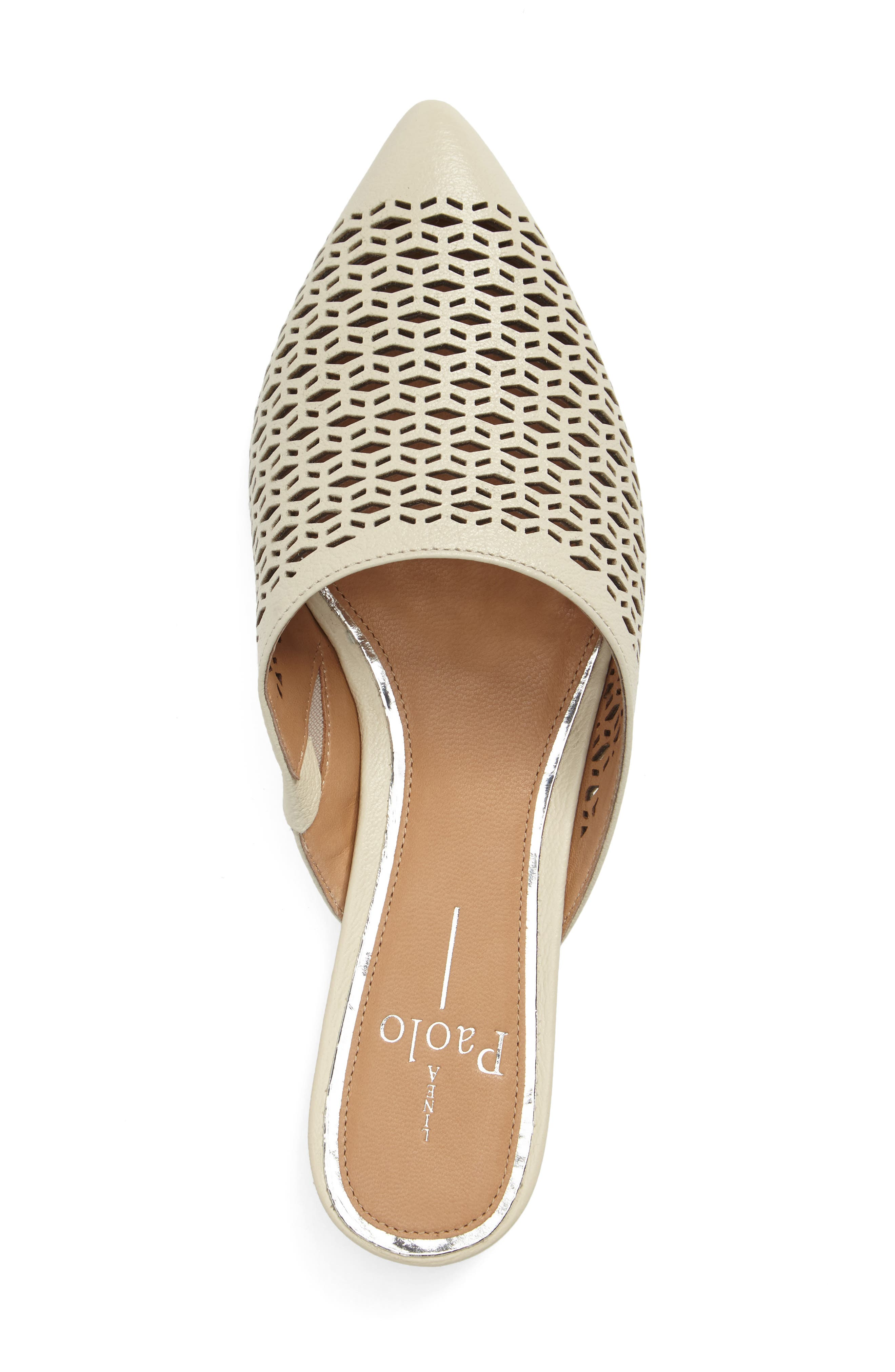 Daisy Perforated Mule,                             Alternate thumbnail 11, color,