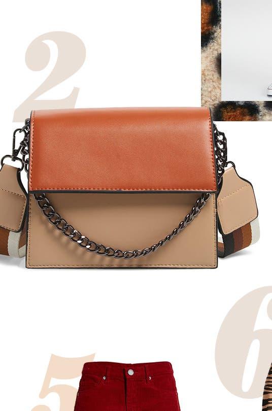 Knotty Crossbody Bag