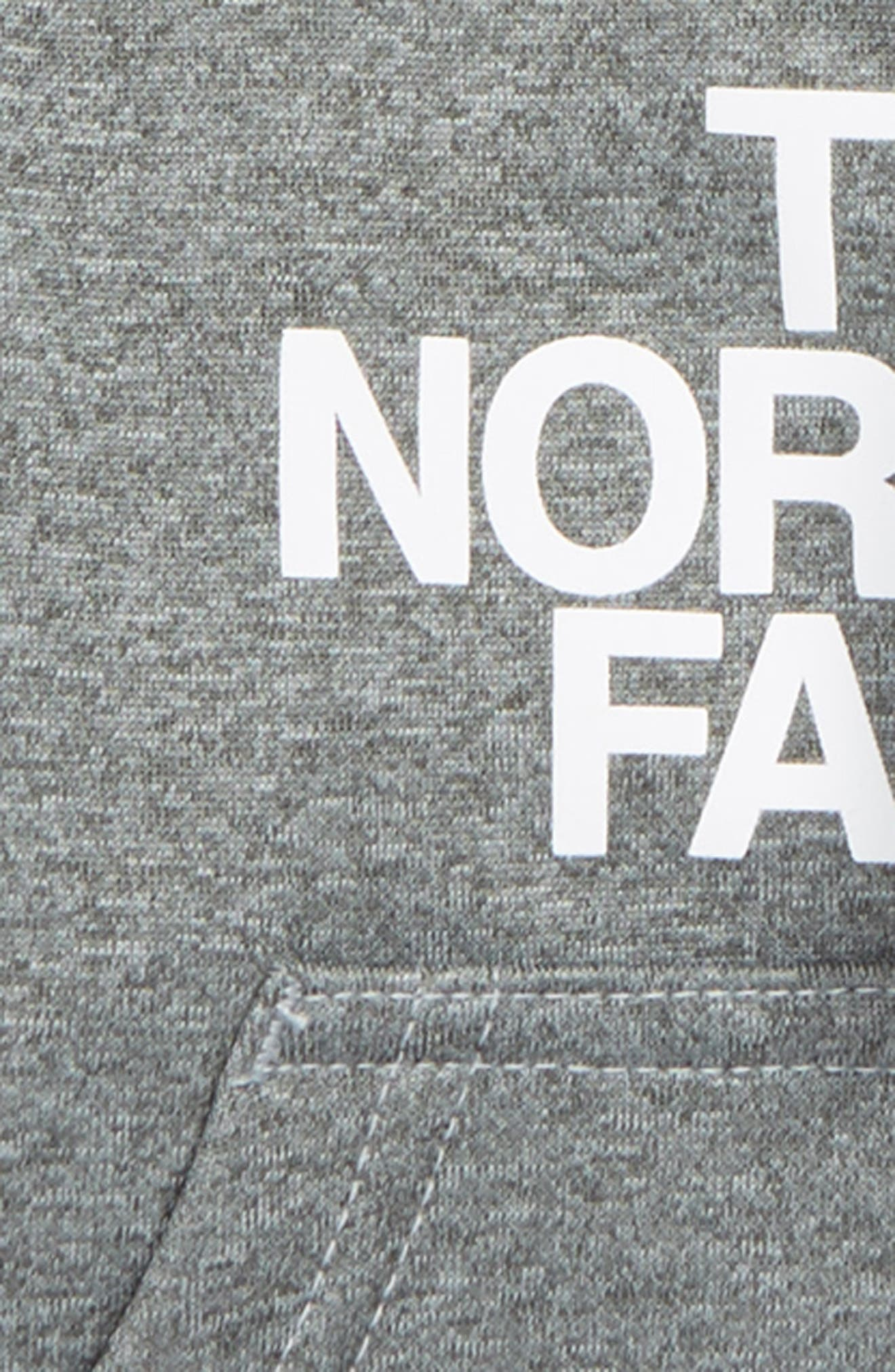 Surgent Full-Zip Hoodie,                             Alternate thumbnail 2, color,                             TNF MEDIUM GREY HEATHER