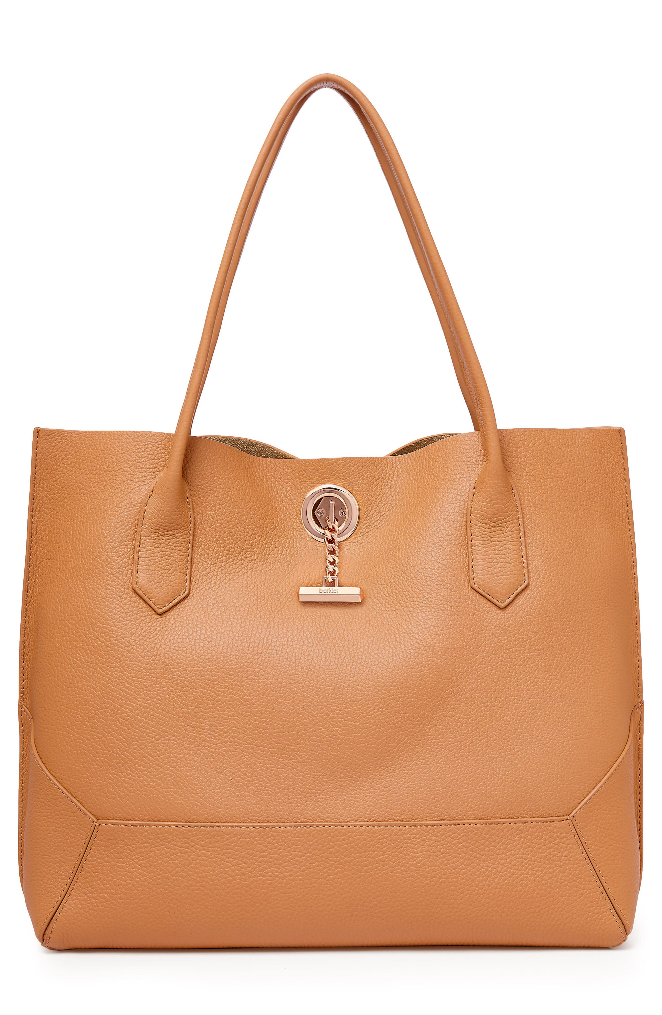Waverly Leather Tote,                             Main thumbnail 3, color,