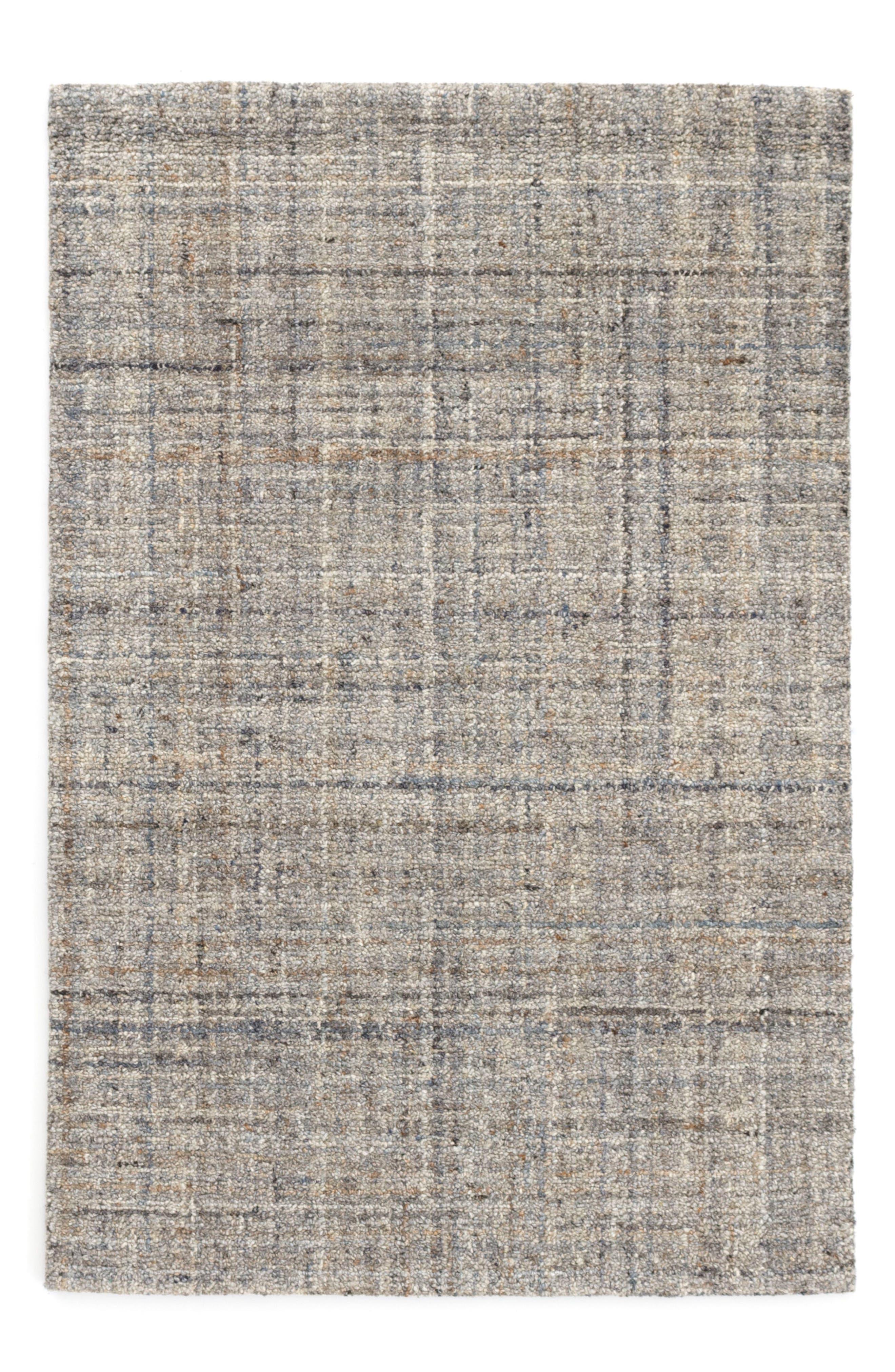 Harris Wool Rug,                             Main thumbnail 1, color,                             BLUE