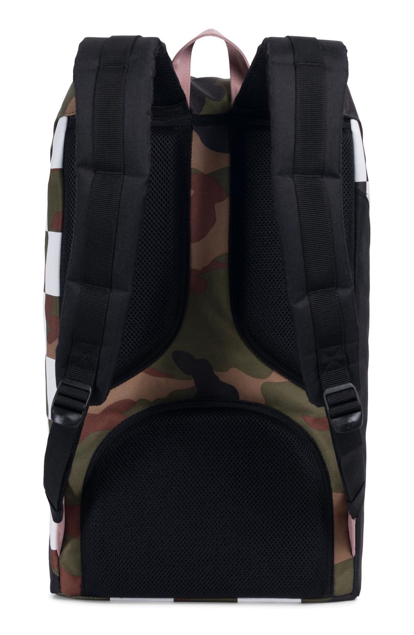 Little America Kaleidoscope Backpack,                             Alternate thumbnail 2, color,                             WOODLAND CAMO