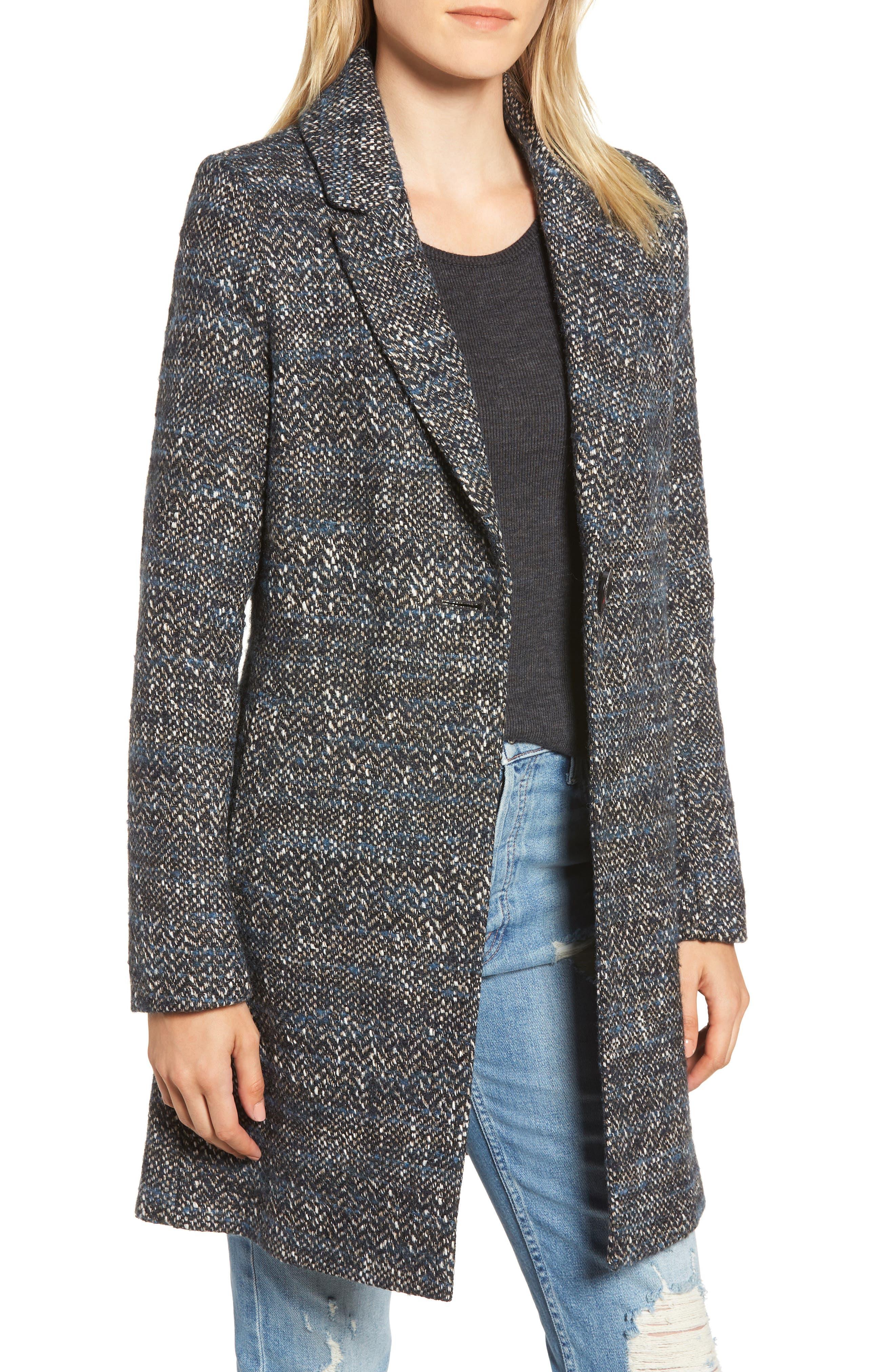 Reefer Jacket, Main, color, 415