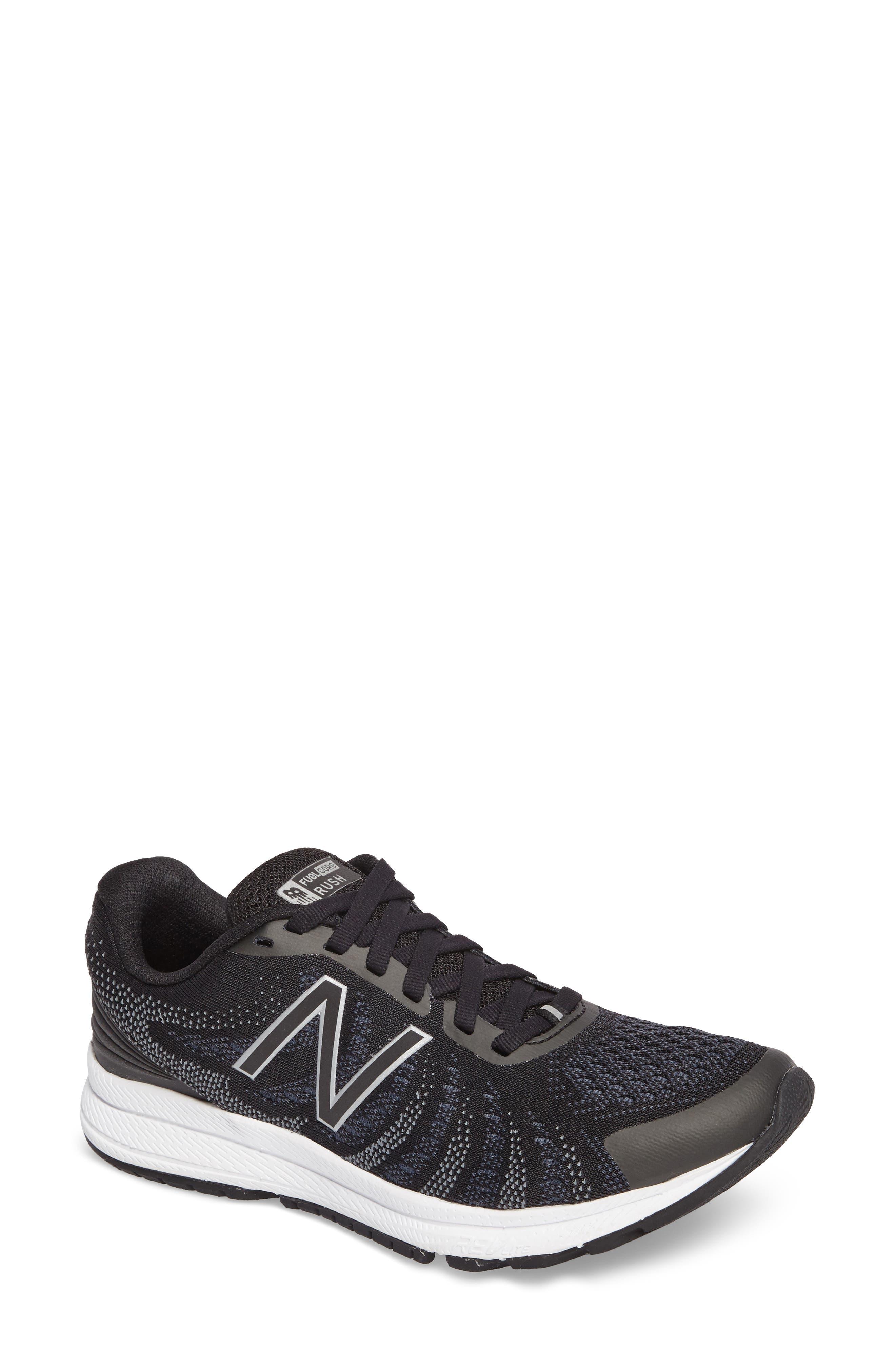 NEW BALANCE,                             FuelCore Rush V3 Running Shoe,                             Main thumbnail 1, color,                             006