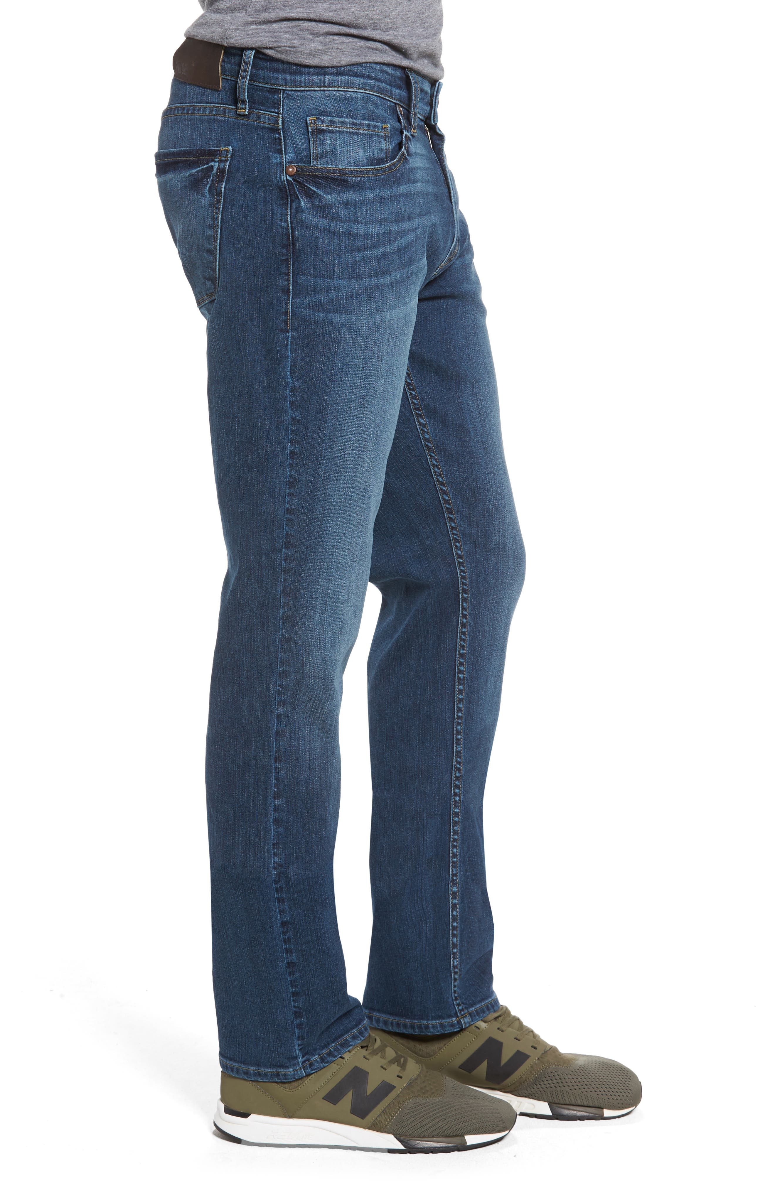 Legacy - Federal Slim Straight Fit Jeans,                             Alternate thumbnail 3, color,                             400
