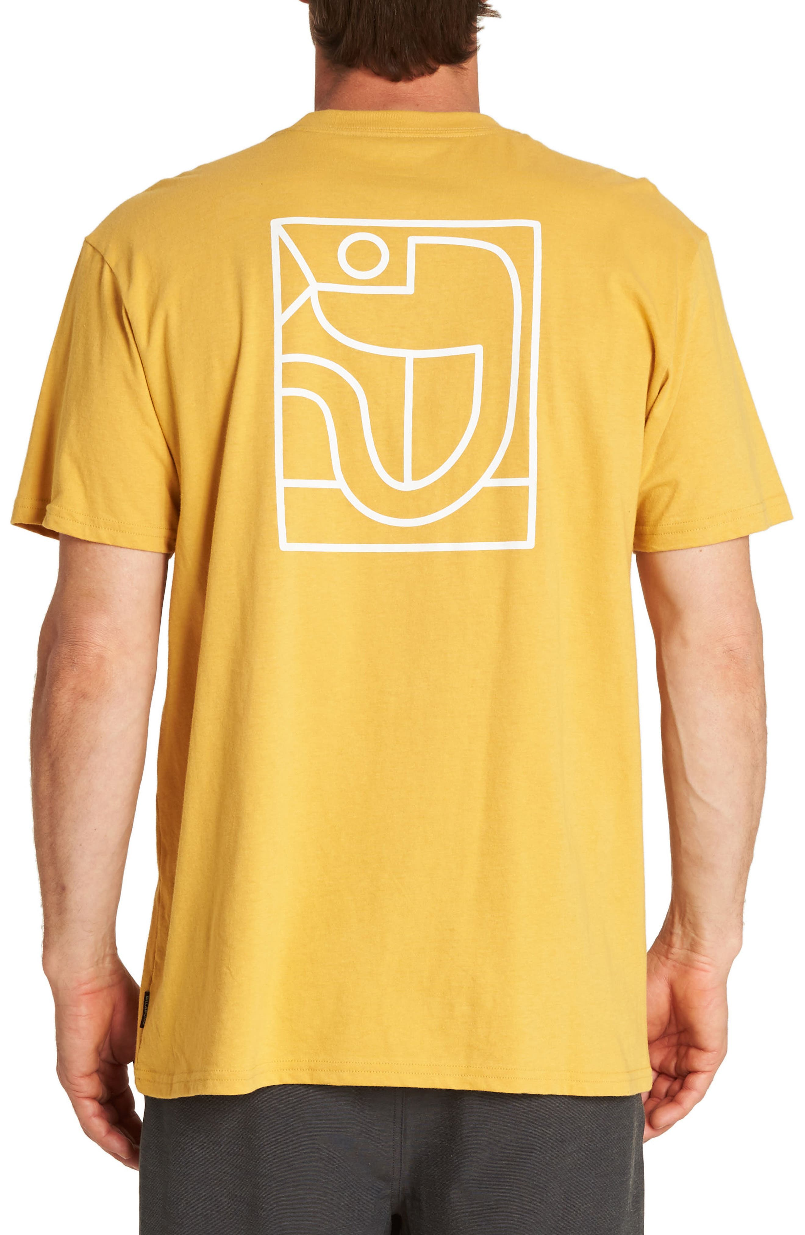 Game Graphic T-Shirt,                             Alternate thumbnail 2, color,                             GOLD