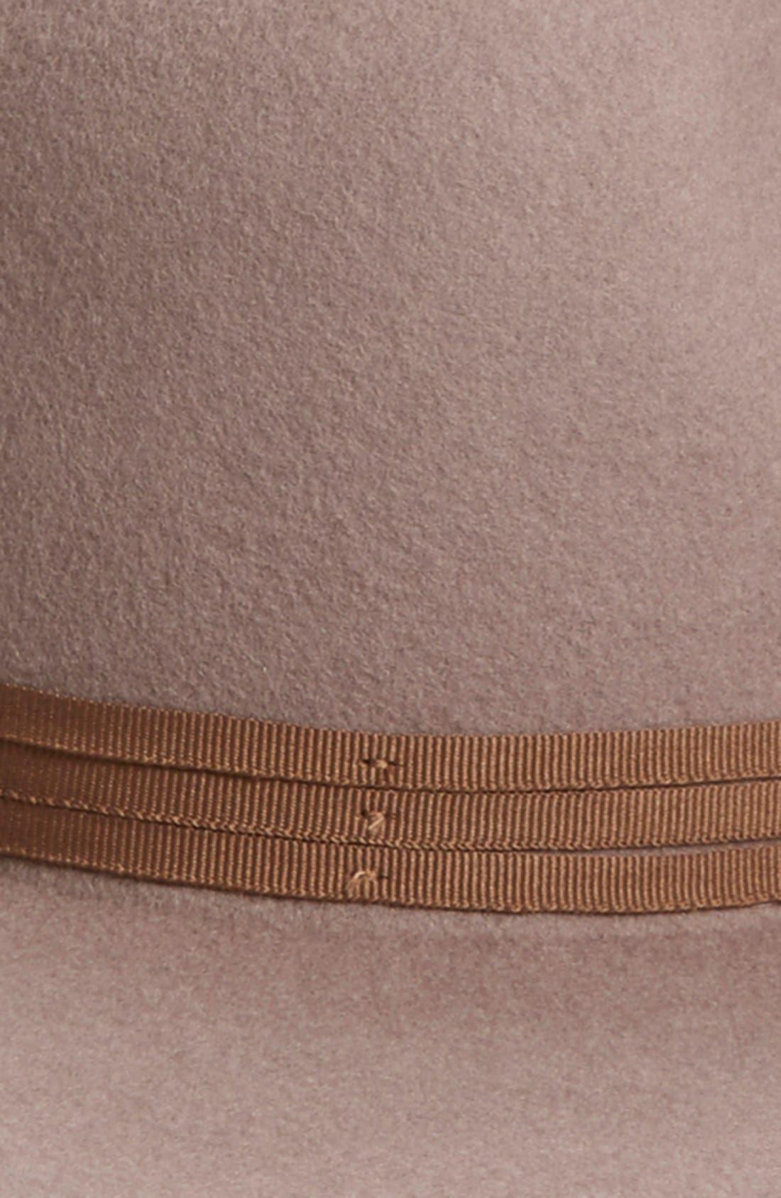'Magdalena' Wide Brim Wool Felt Hat,                             Alternate thumbnail 2, color,                             250