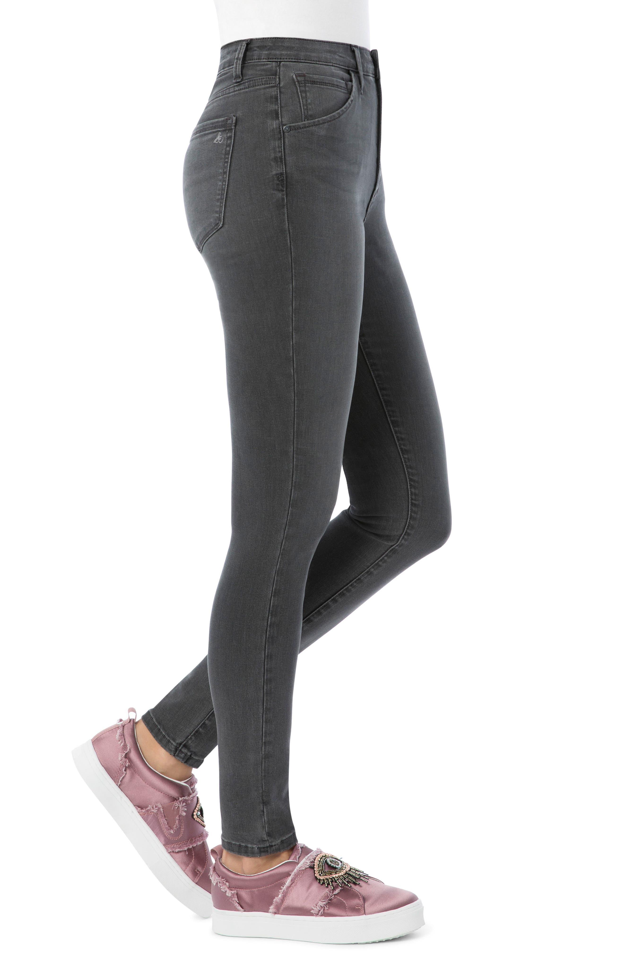 The Stilleto Skinny Jean,                             Alternate thumbnail 3, color,                             025