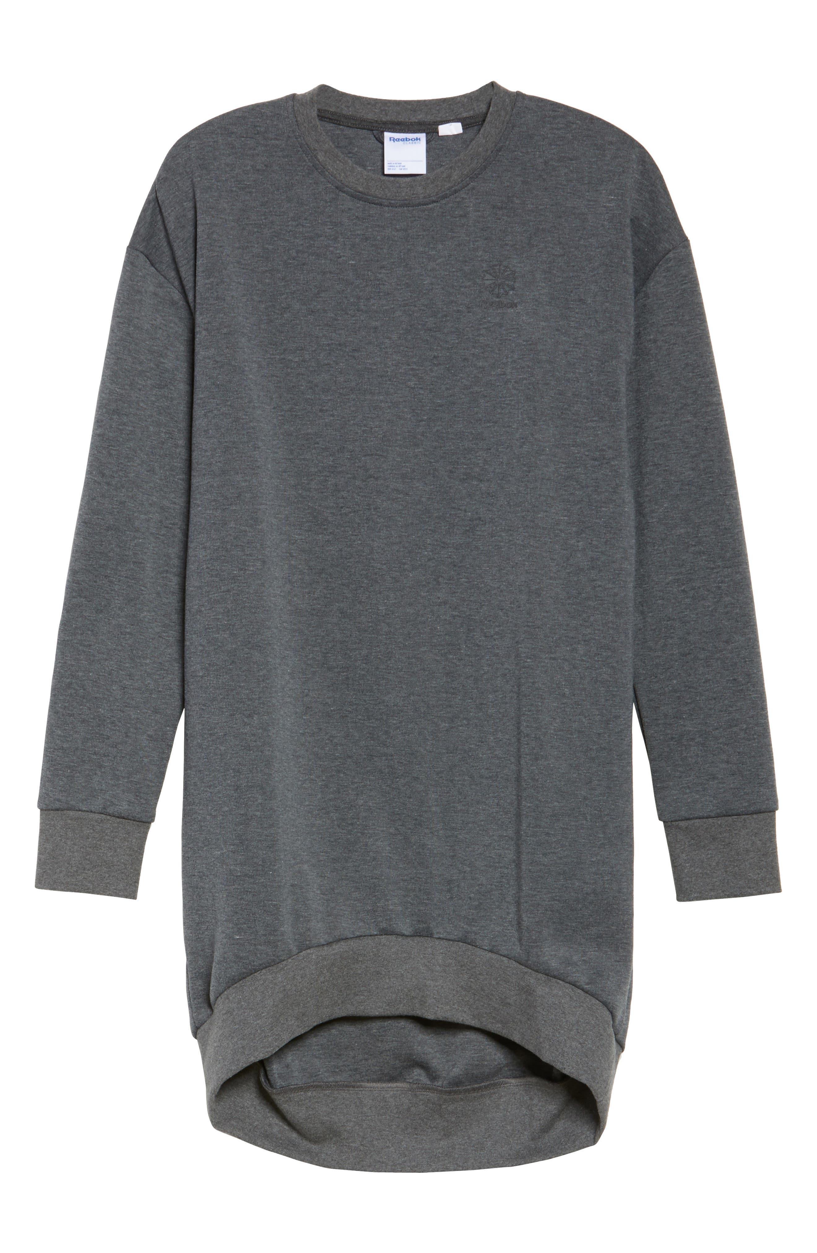 Oversize Sweatshirt,                             Alternate thumbnail 7, color,                             063