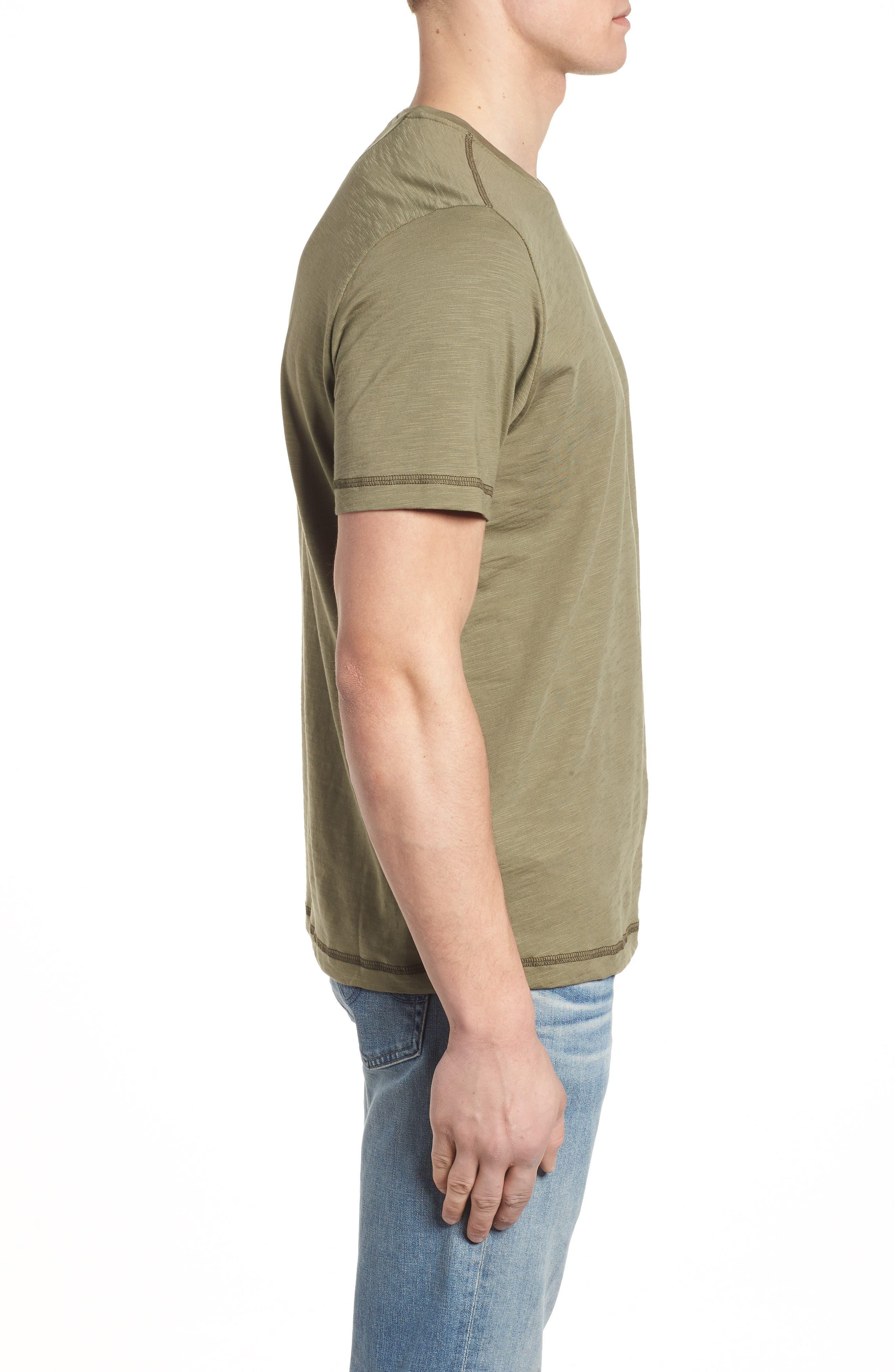 Portside Palms V-Neck T-Shirt,                             Alternate thumbnail 22, color,