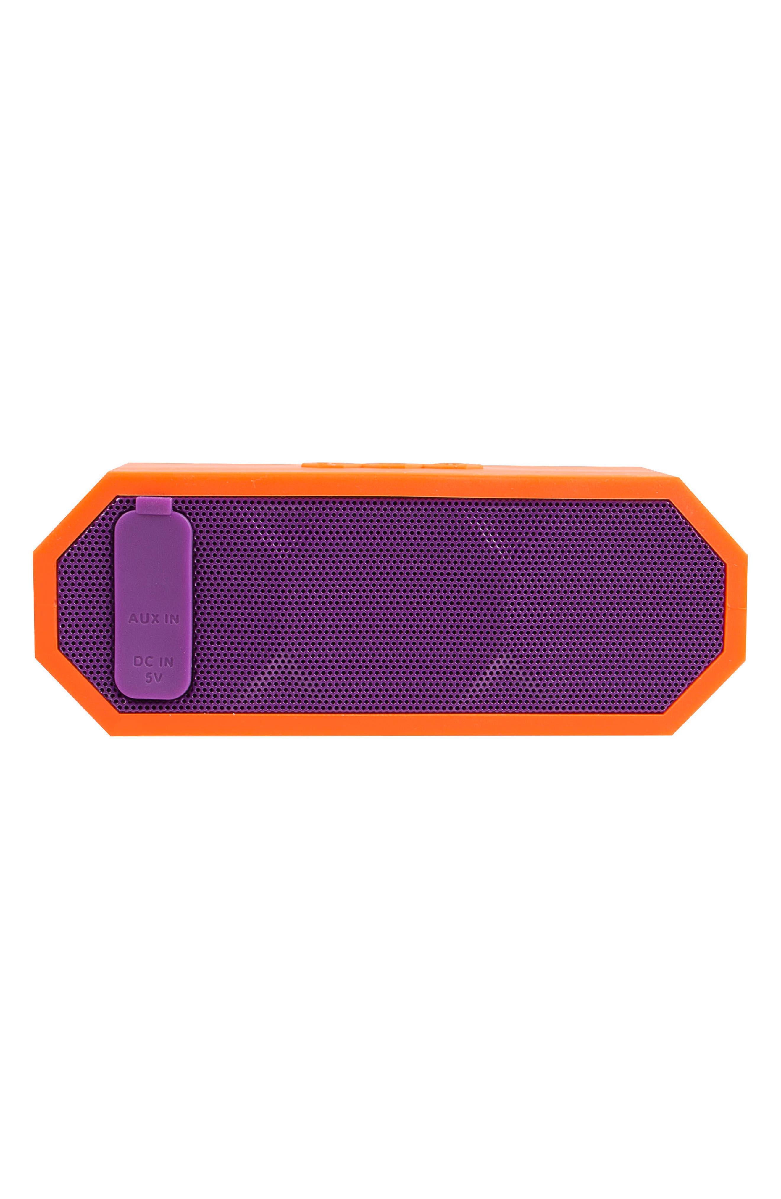 H2O 3 Waterproof Speaker,                             Alternate thumbnail 6, color,