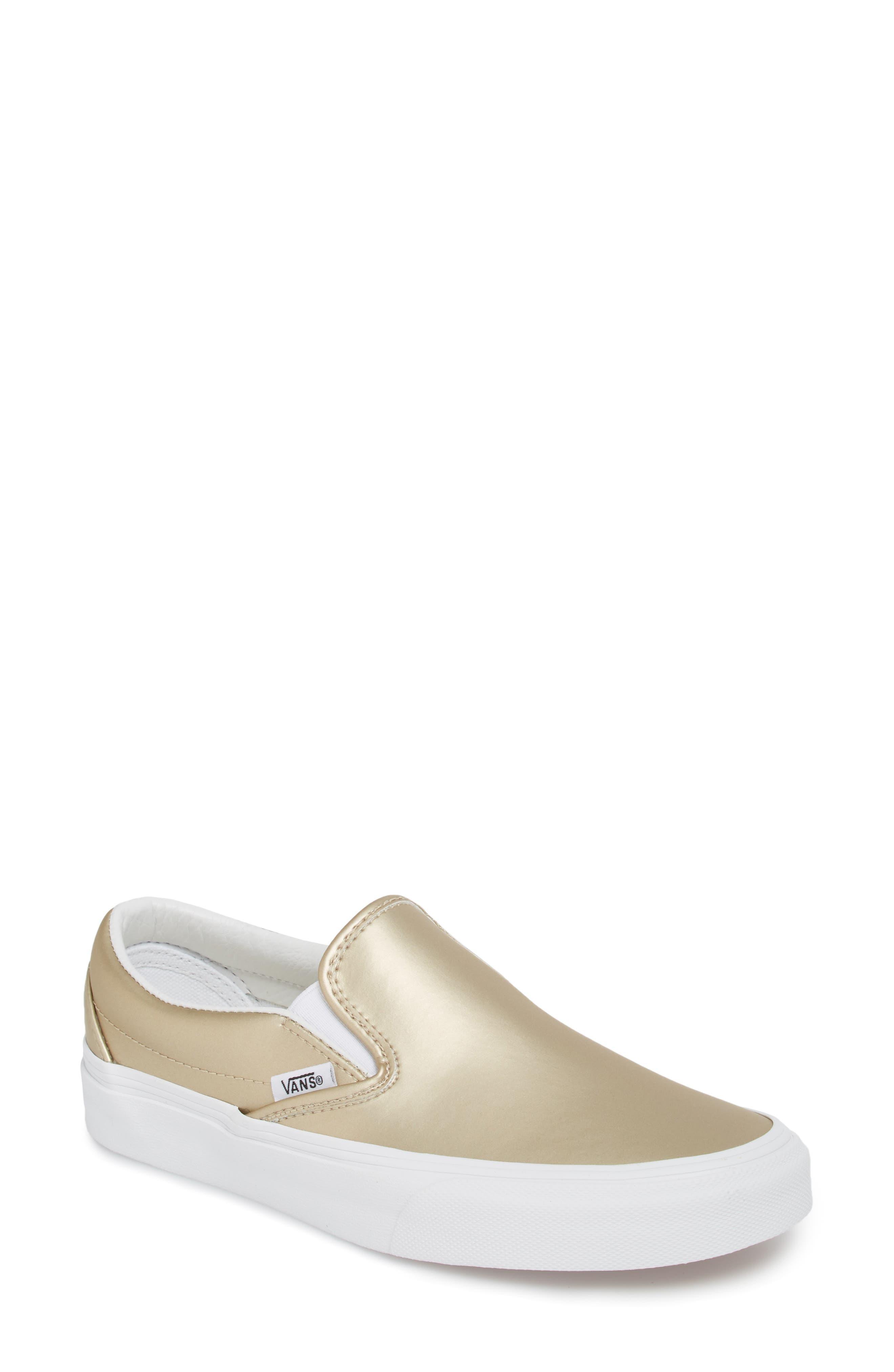 Classic Slip-On Sneaker,                             Main thumbnail 36, color,