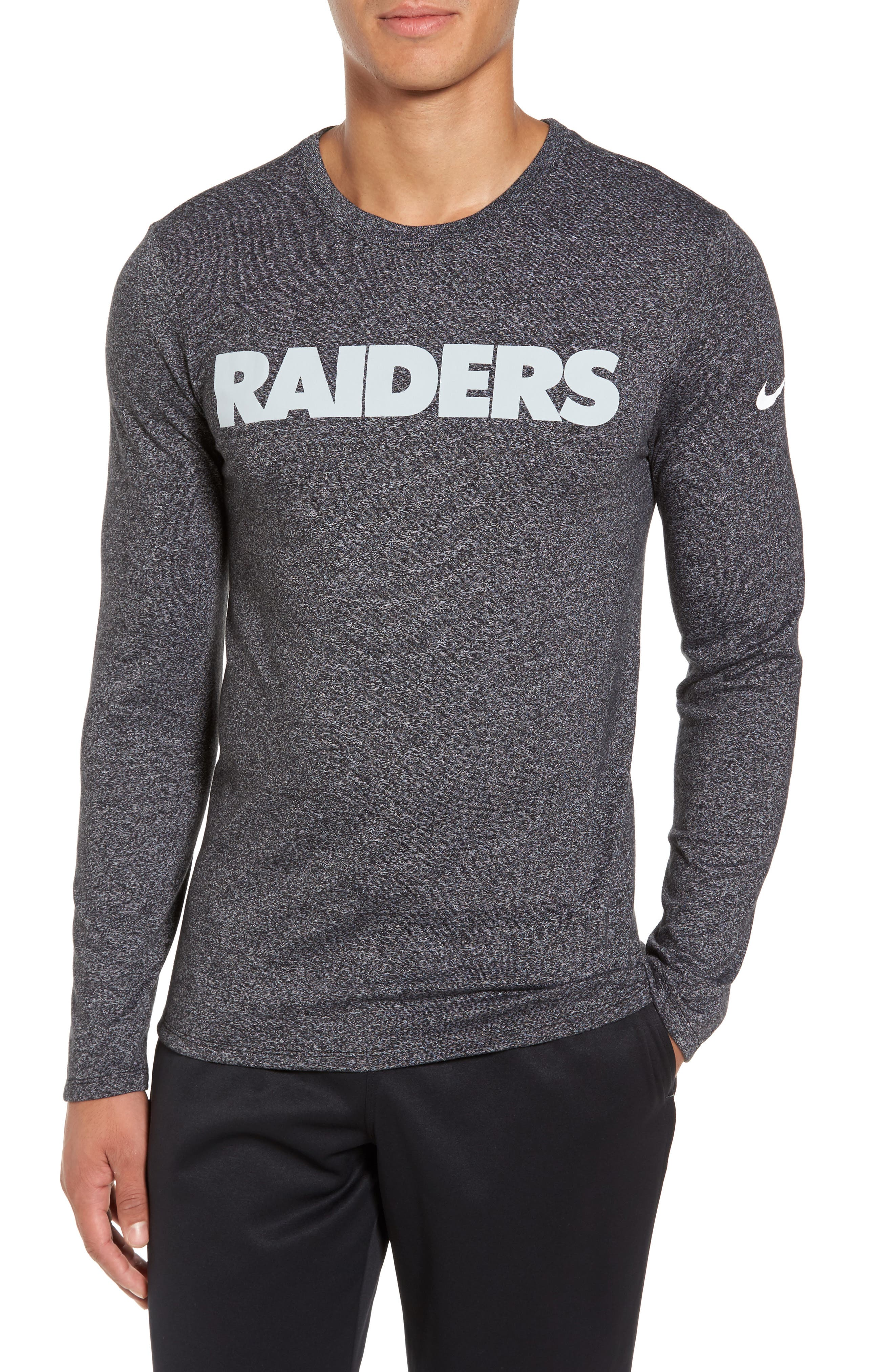 NFL Graphic Long Sleeve T-Shirt,                             Main thumbnail 1, color,