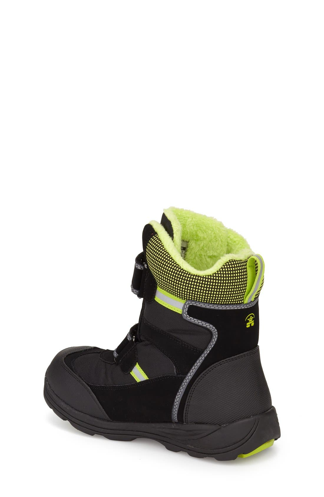 Slate Snow Boot,                             Alternate thumbnail 3, color,                             010