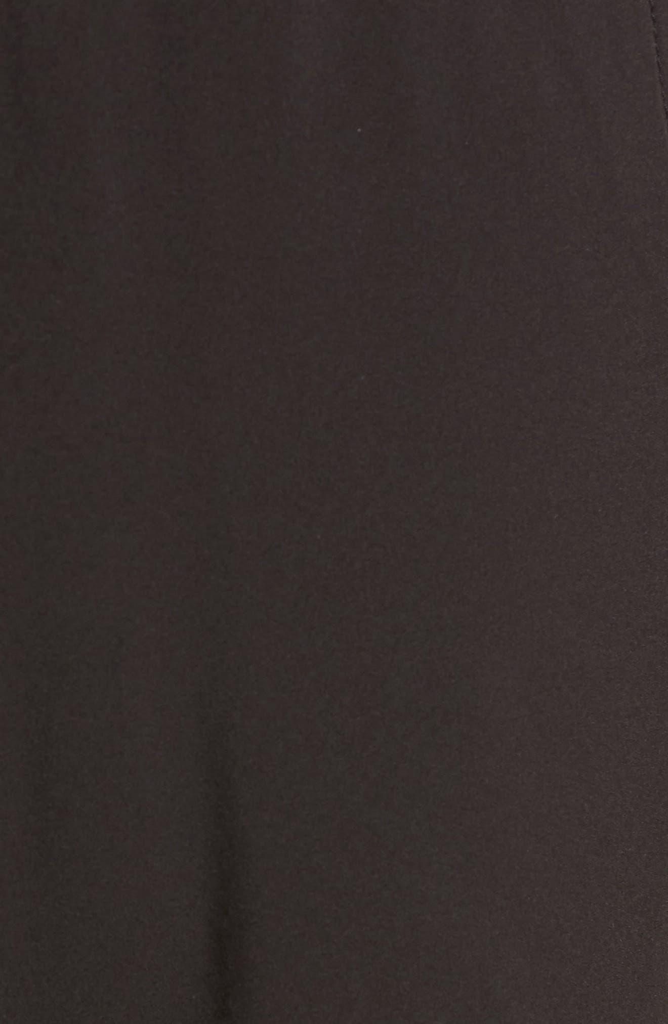 Kore Shorts,                             Alternate thumbnail 5, color,                             BLACK