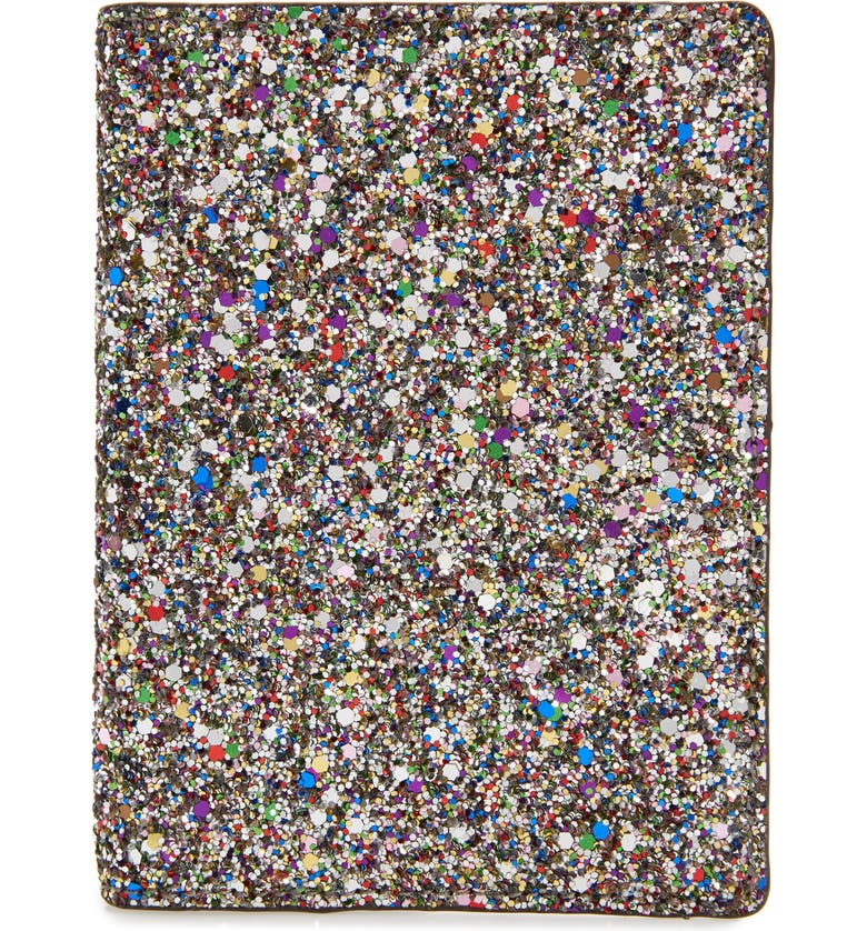 Rebecca Minkoff Glitter Passport Holder | Nordstrom