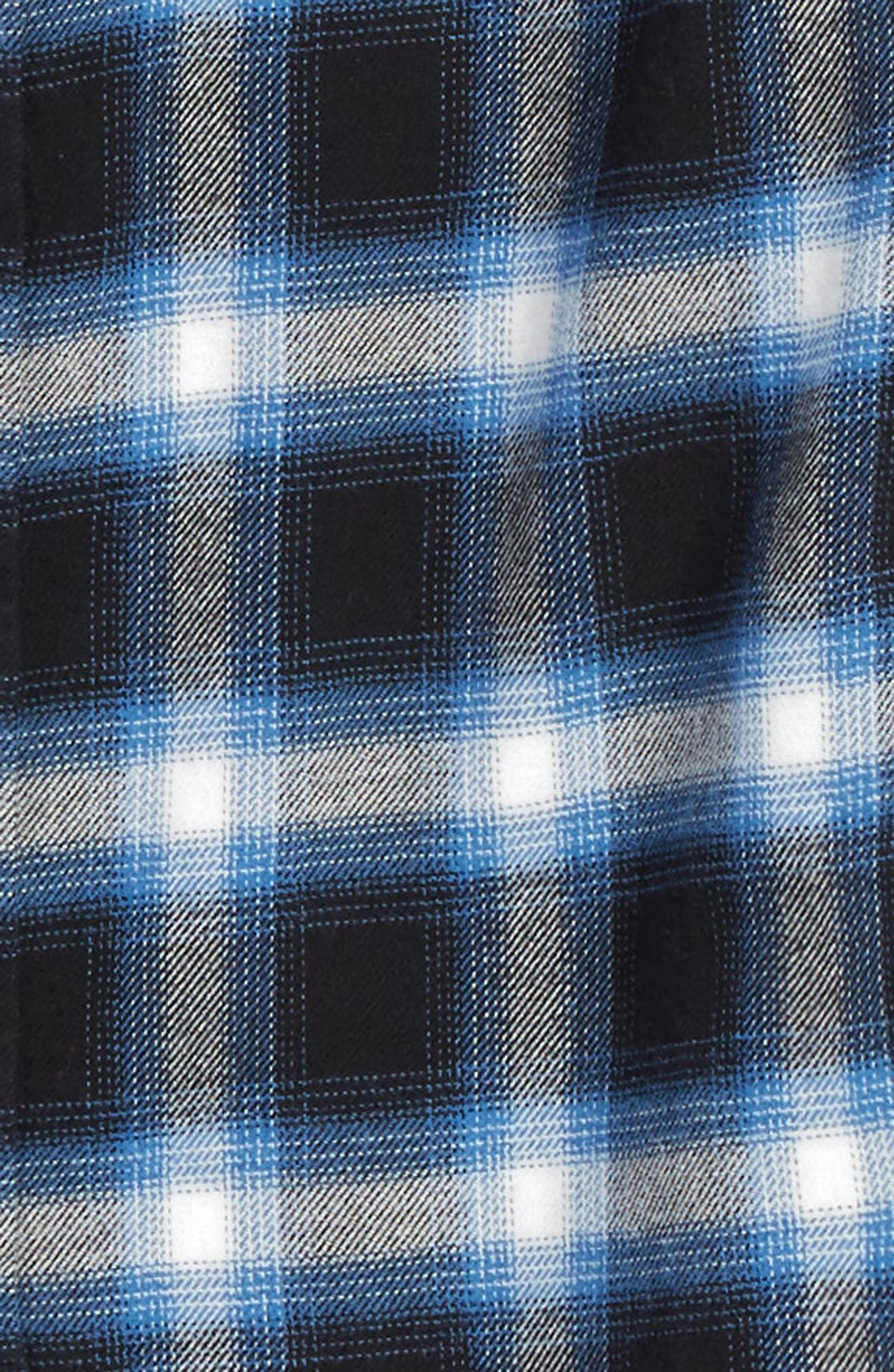 Beechwood Plaid Flannel Shirt,                             Alternate thumbnail 2, color,                             001