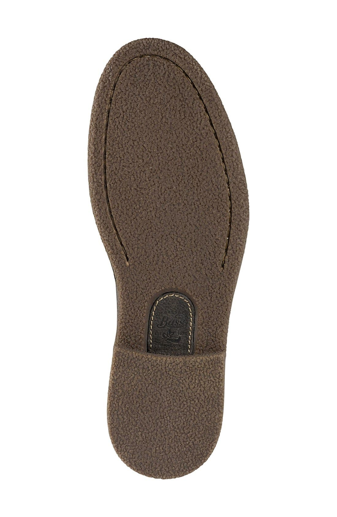 'Bruno' Plain Toe Derby,                             Alternate thumbnail 5, color,                             200