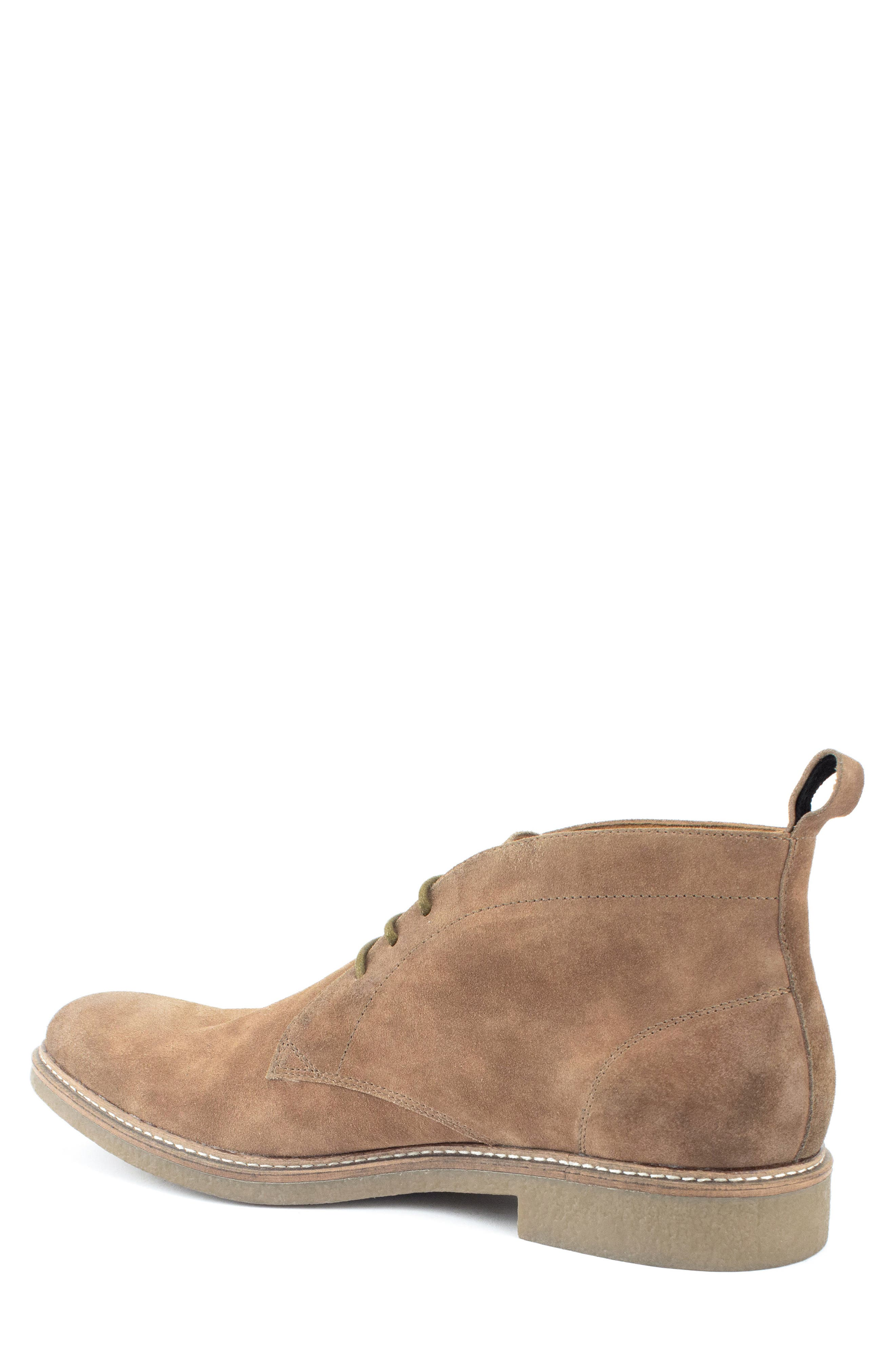 Albert Chukka Boot,                             Alternate thumbnail 2, color,                             TAN SUEDE