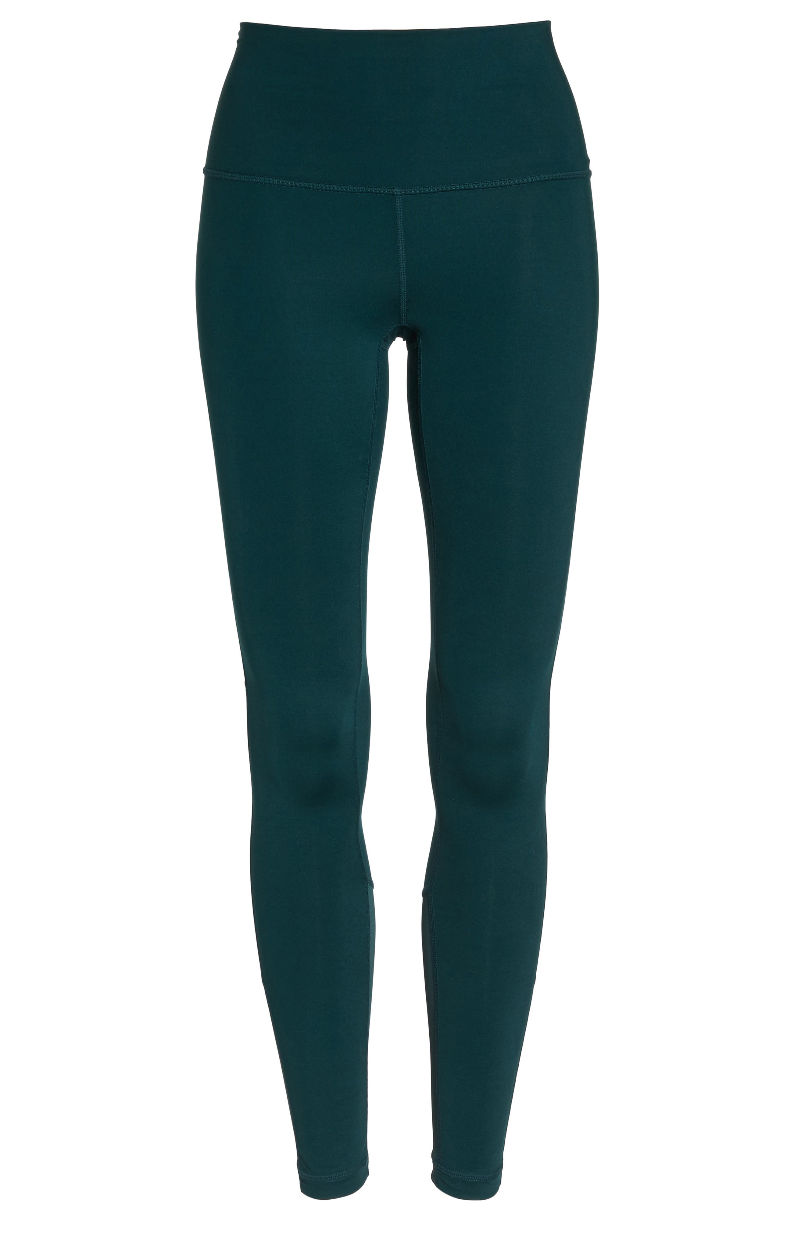 High Waist Asana Light Leggings,                             Alternate thumbnail 17, color,