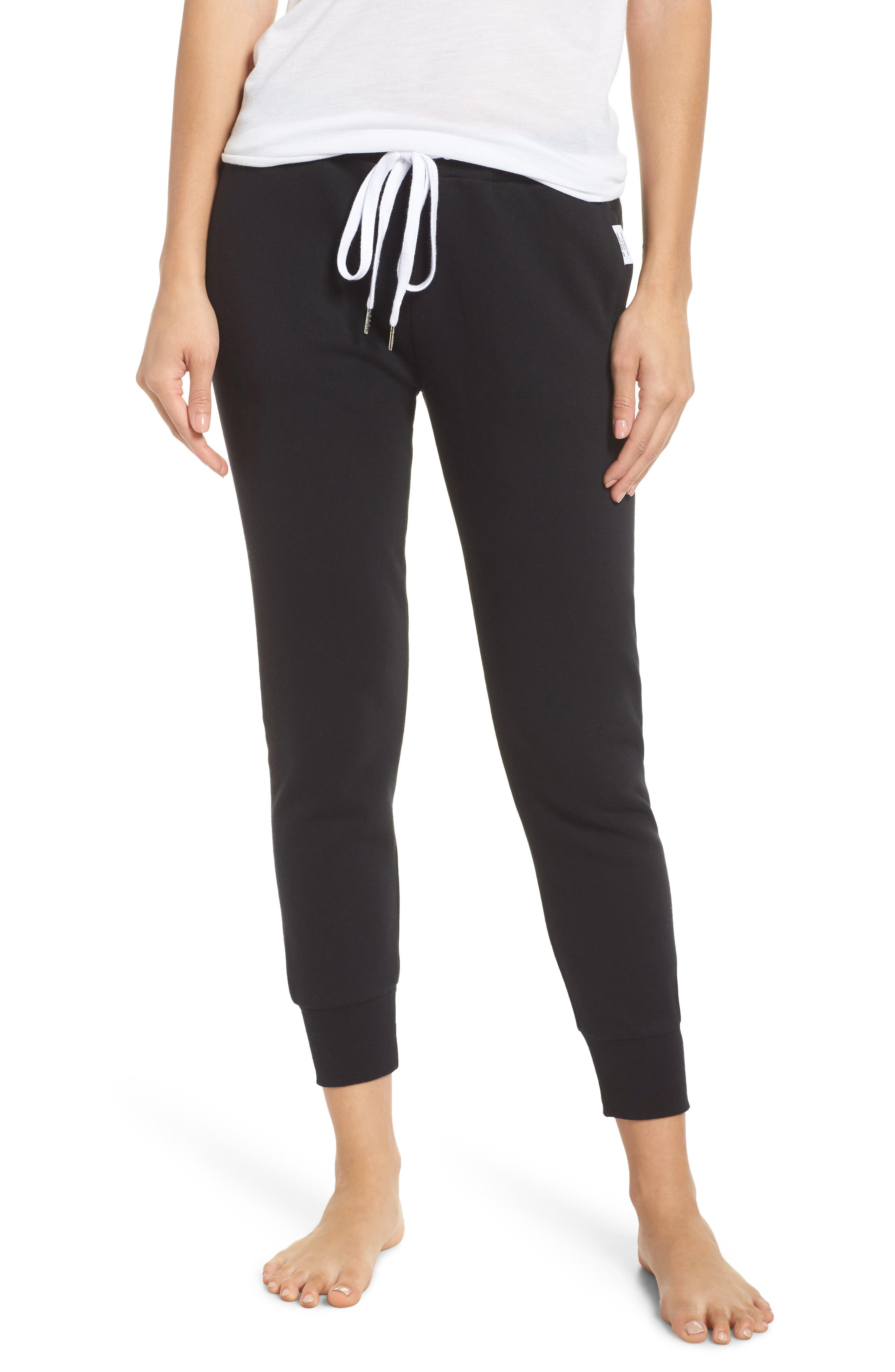 THE LAUNDRY ROOM Lounge Pants in Black