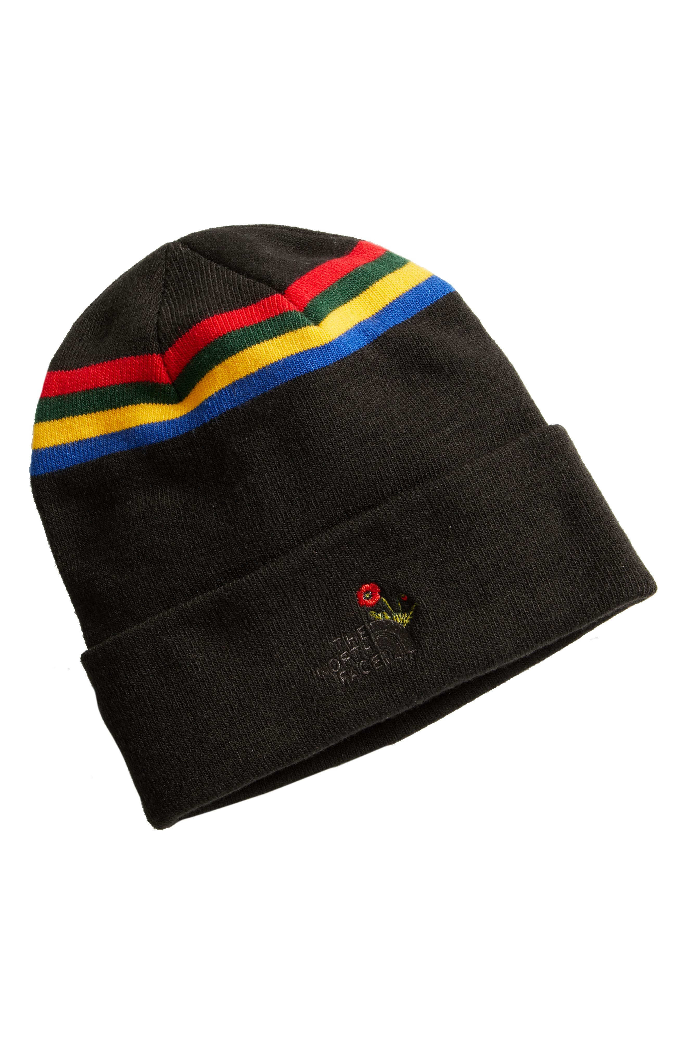 Poppy Dock Workers Beanie,                             Main thumbnail 1, color,                             001