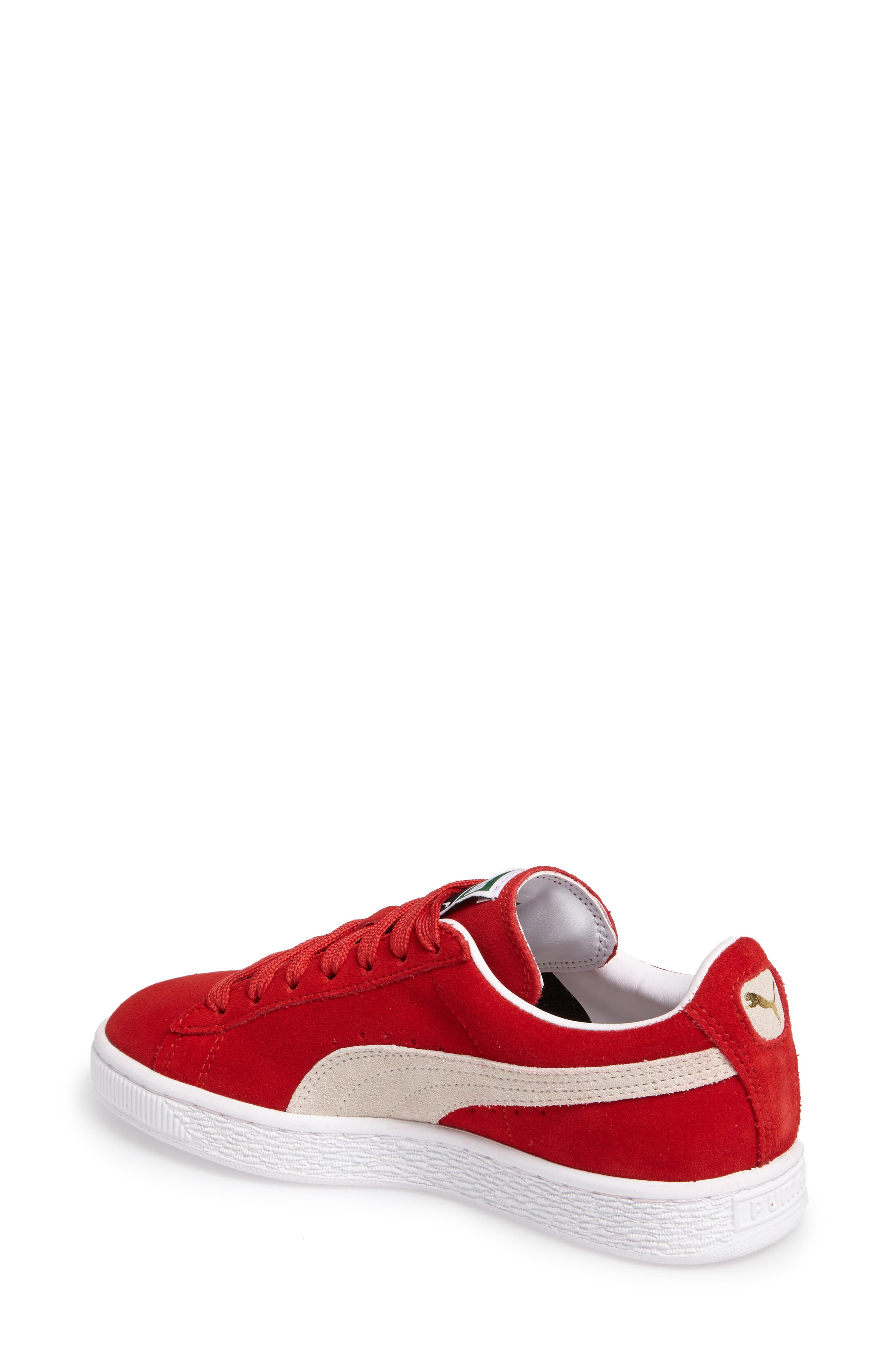 Suede Sneaker,                             Alternate thumbnail 52, color,