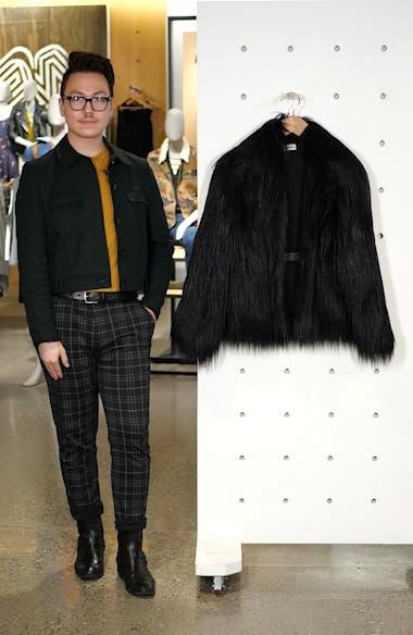 Fridas Faux Fur Coat, sales video thumbnail
