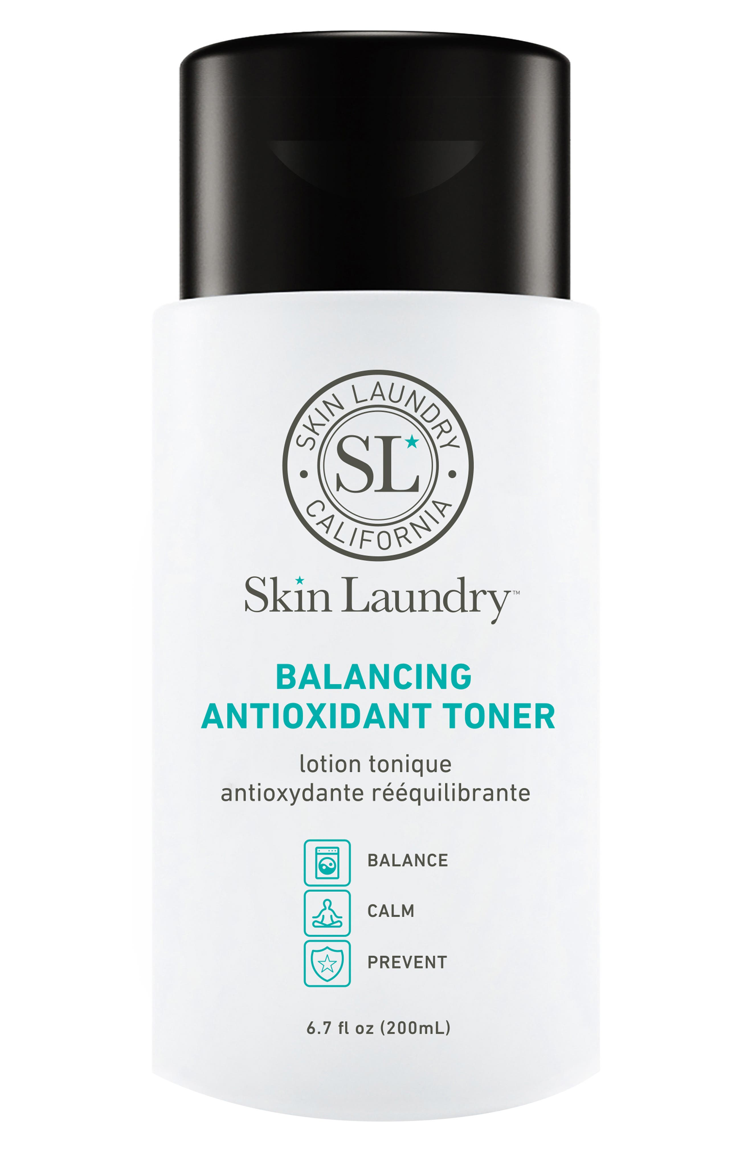 Balancing Antioxidant Toner,                             Main thumbnail 1, color,                             NO COLOR