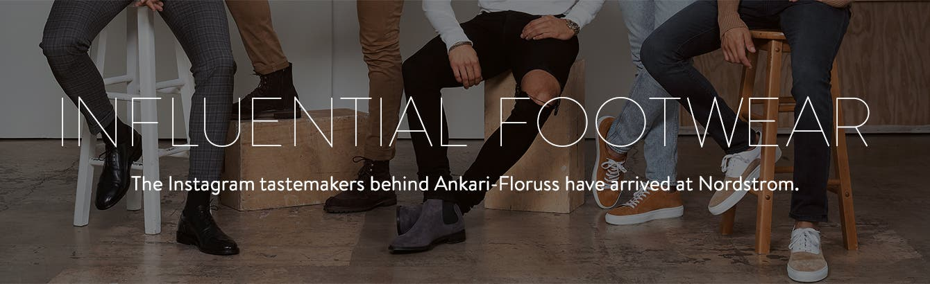 The Instagram tastemakers behind Ankari-Floruss have arrived at Nordstrom.