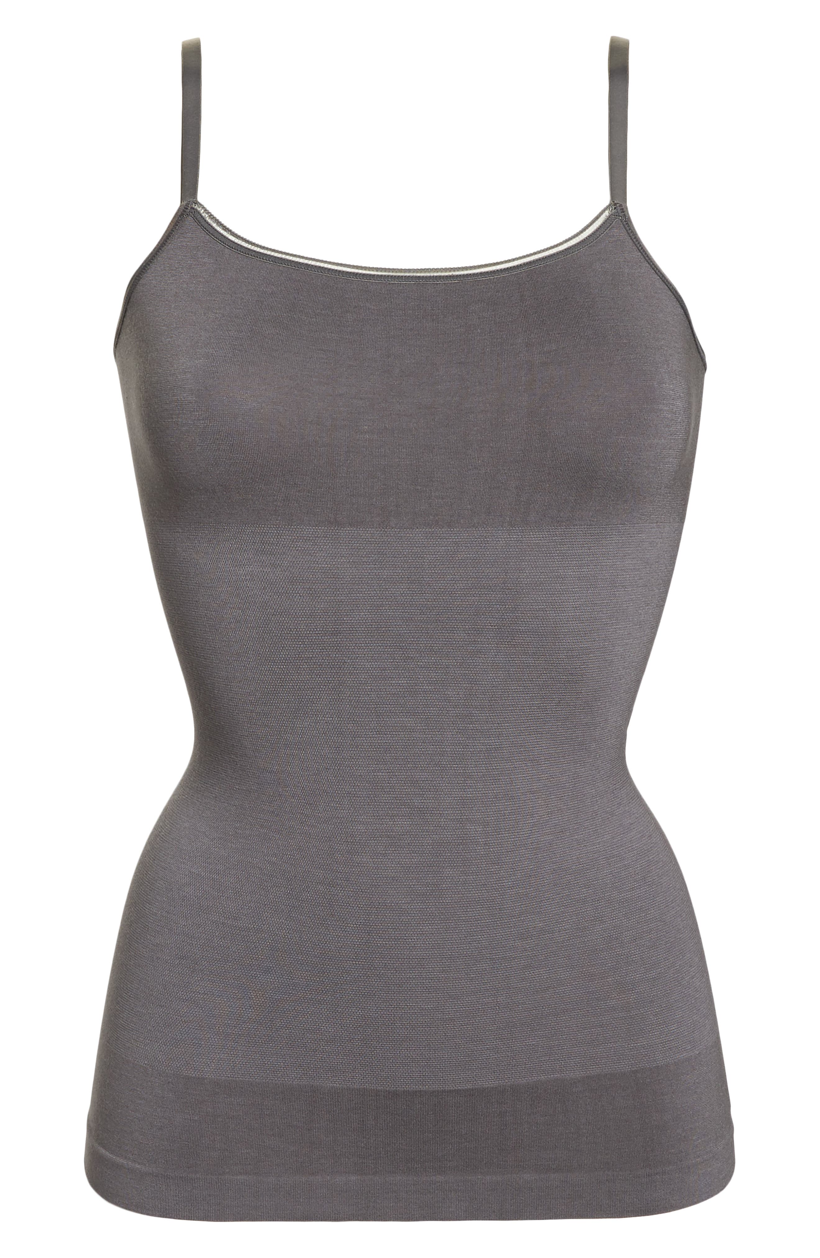 Seamlessly Shaped Convertible Camisole,                             Alternate thumbnail 6, color,                             065