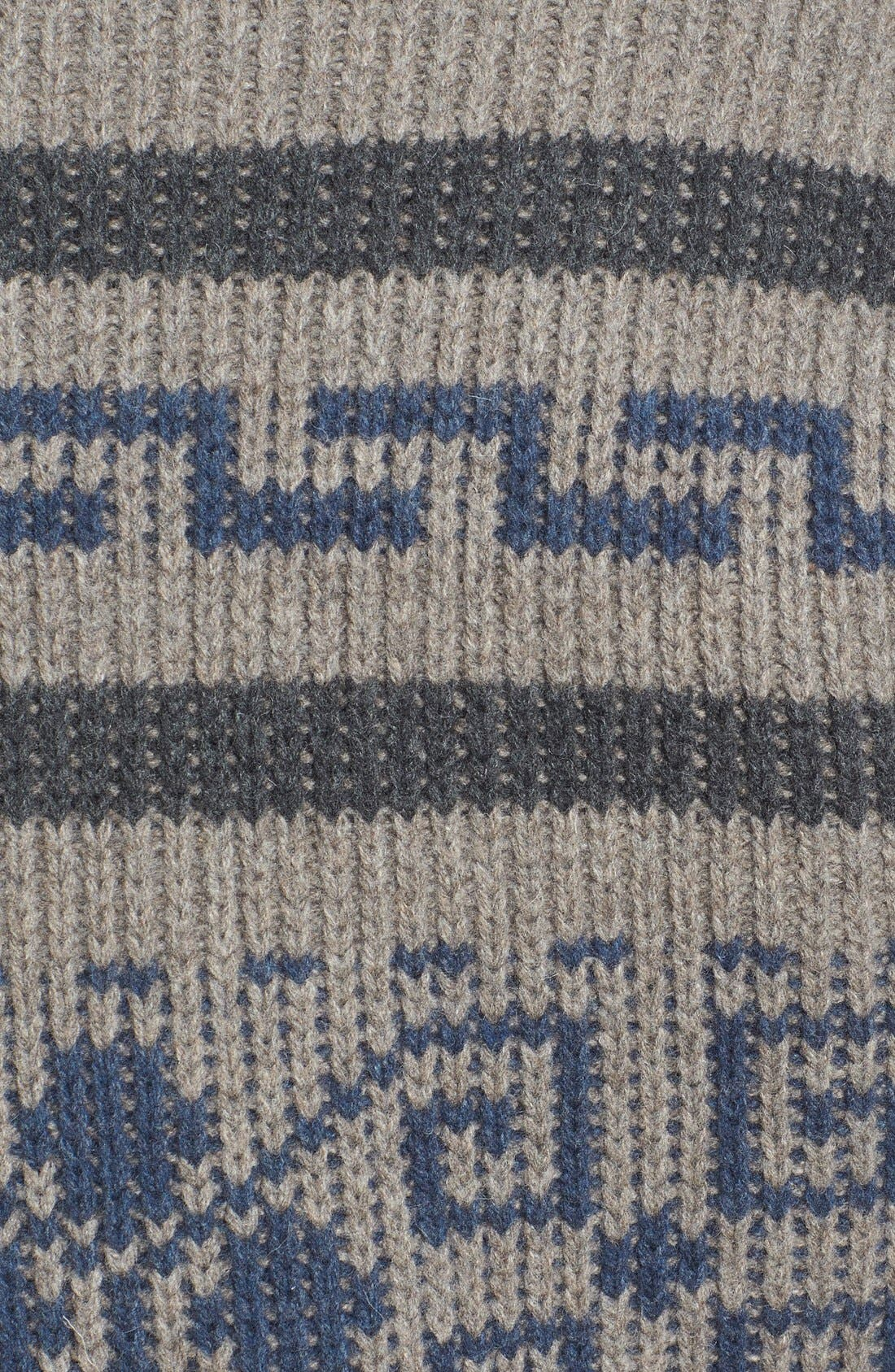 'Westerly' Lambswool Zip Sweater,                             Alternate thumbnail 5, color,                             020