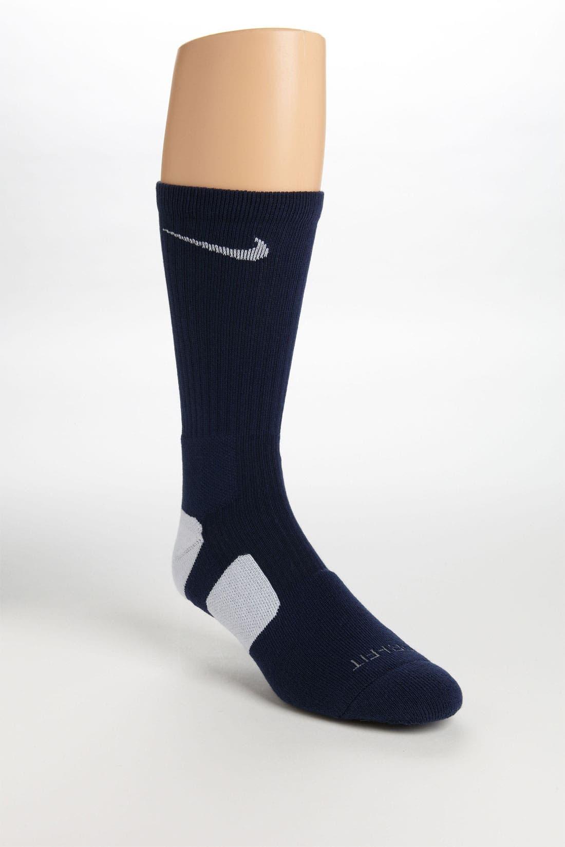 'Elite Basketball' Crew Socks,                             Alternate thumbnail 58, color,