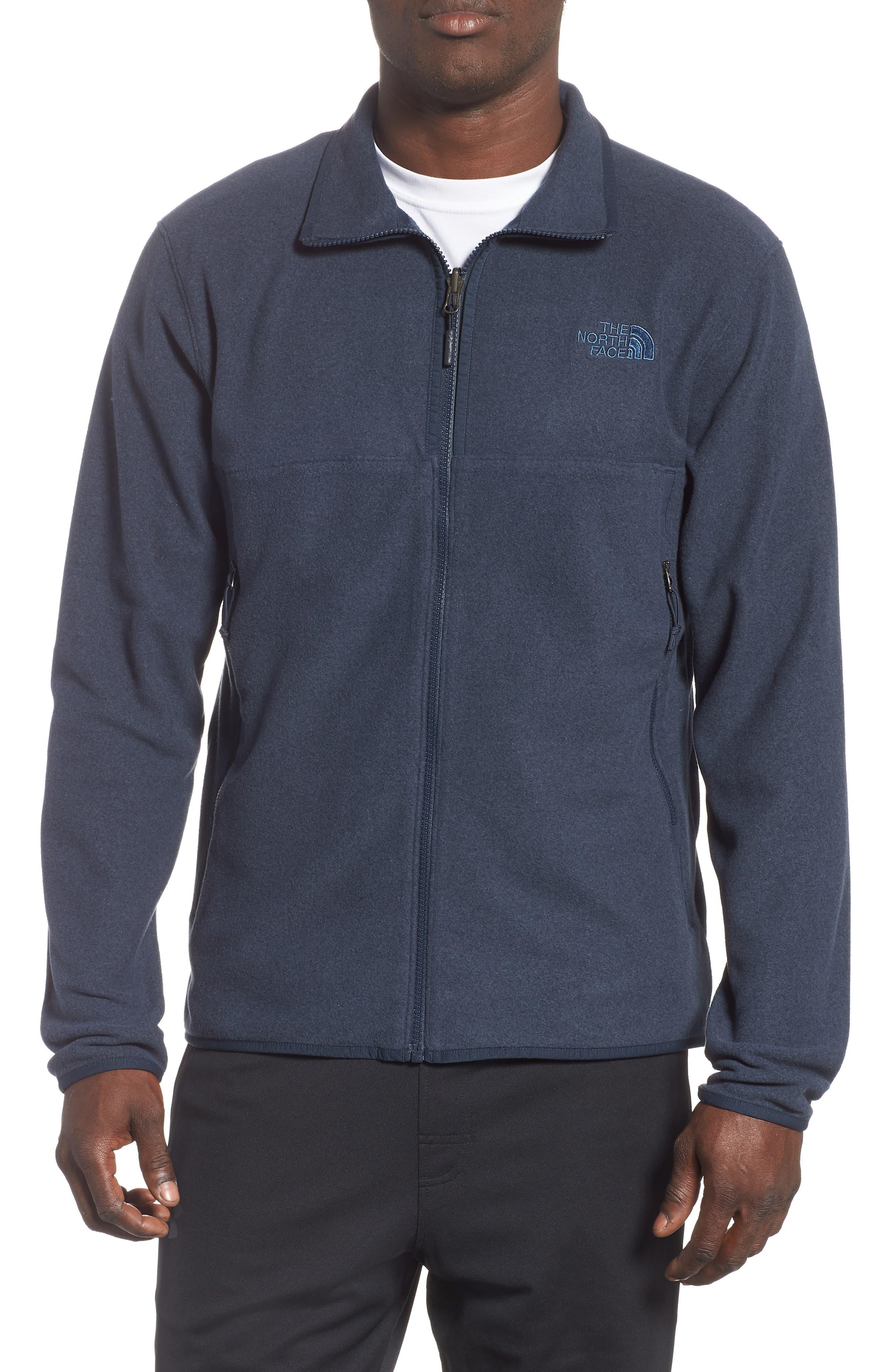 The North Face Glacier Alpine Jacket, Blue