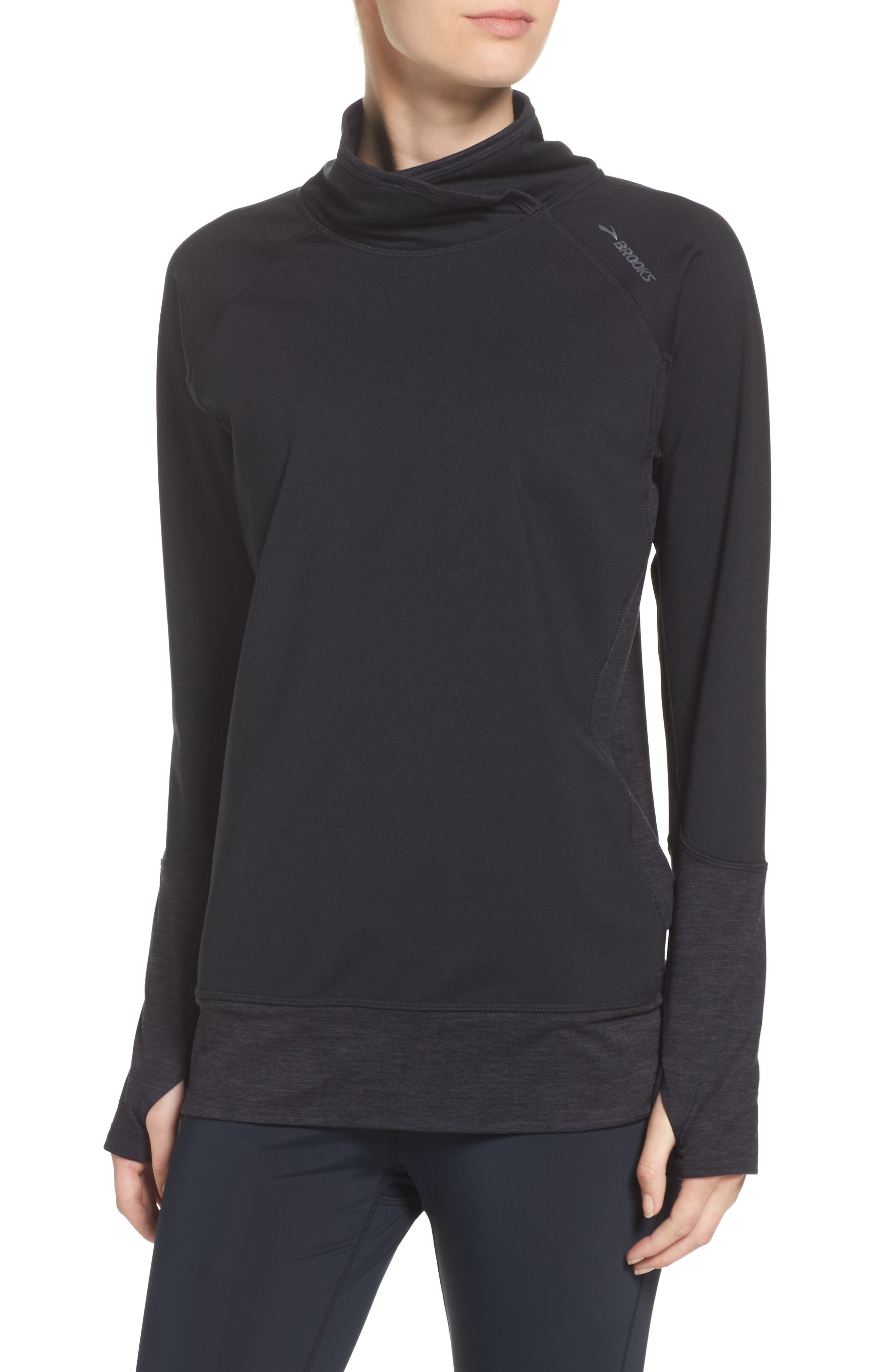 Performance Pullover,                         Main,                         color, 001