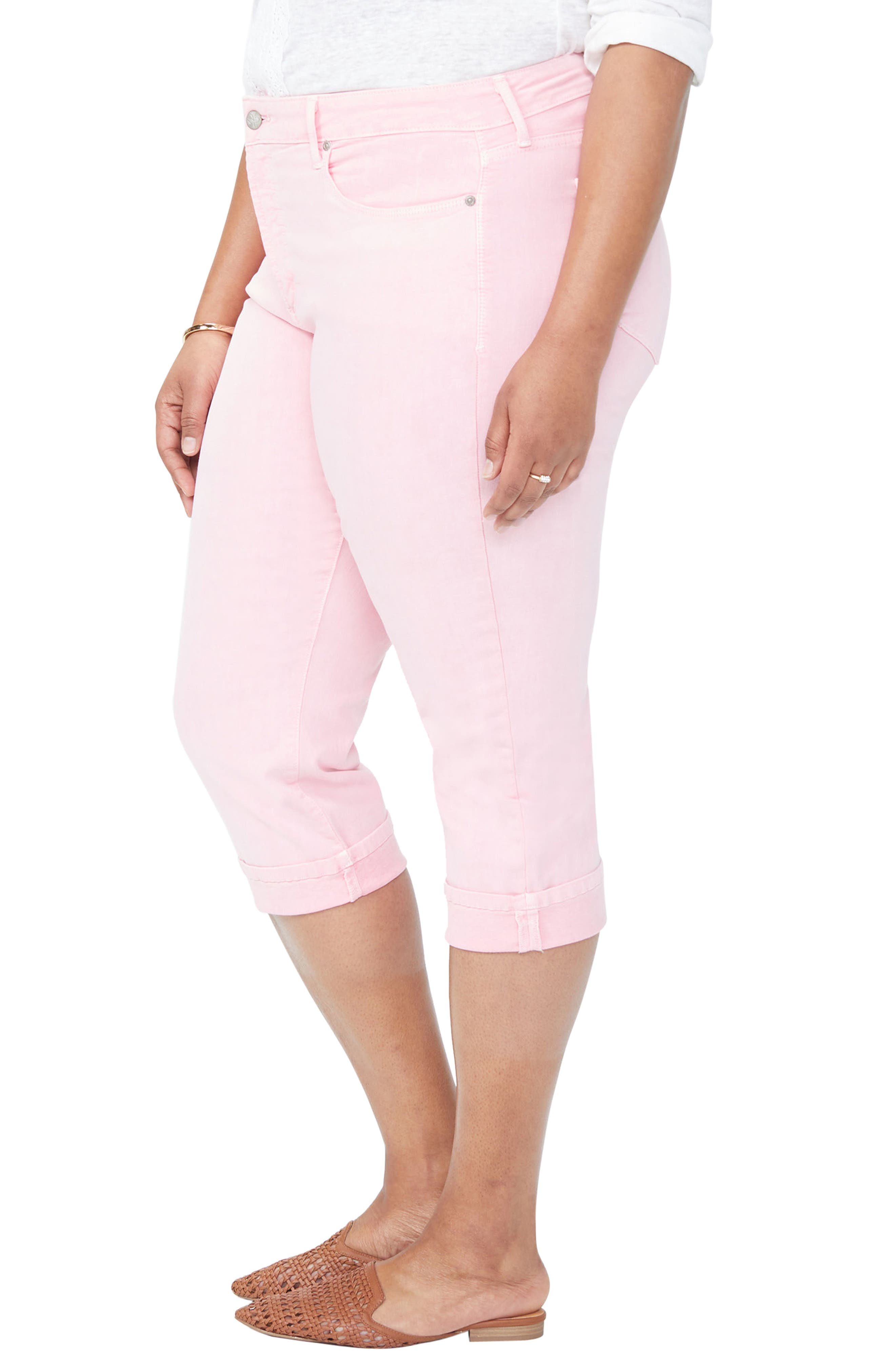 Marilyn Crop Cuff Jeans,                             Alternate thumbnail 10, color,