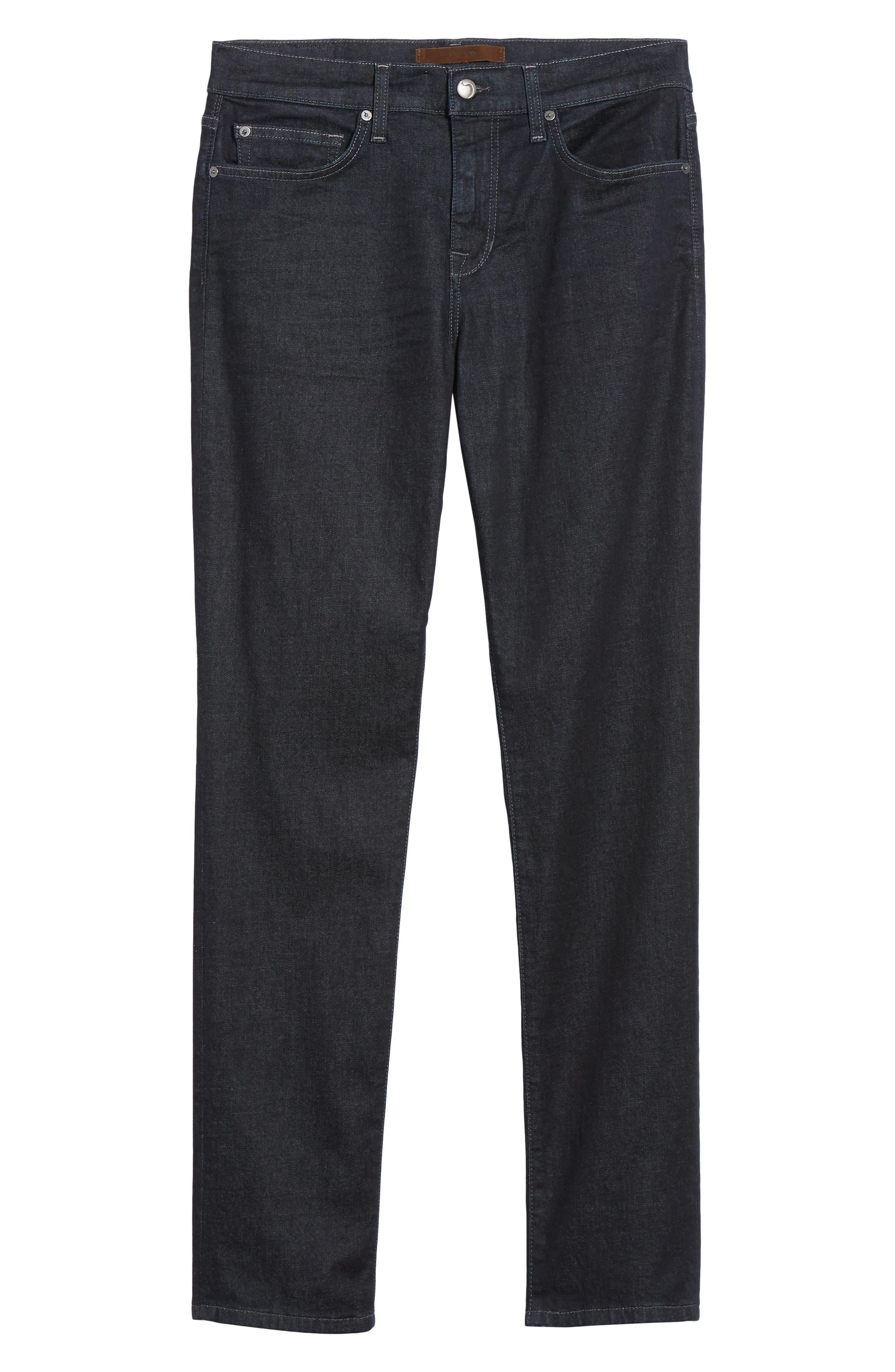 Slim Slim Fit Jeans,                             Alternate thumbnail 6, color,                             NUHOLLIS